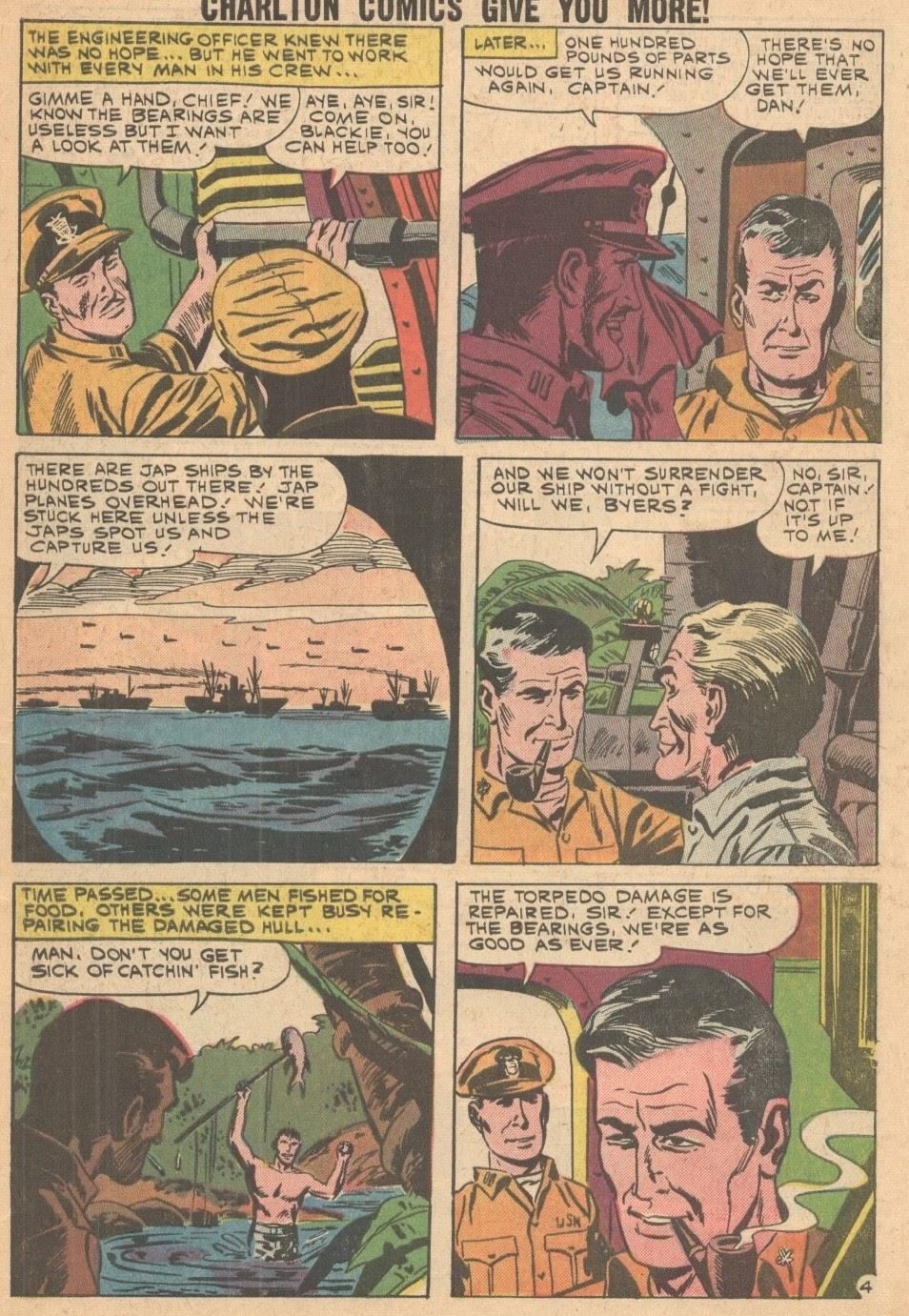 Read online Fightin' Navy comic -  Issue #93 - 7