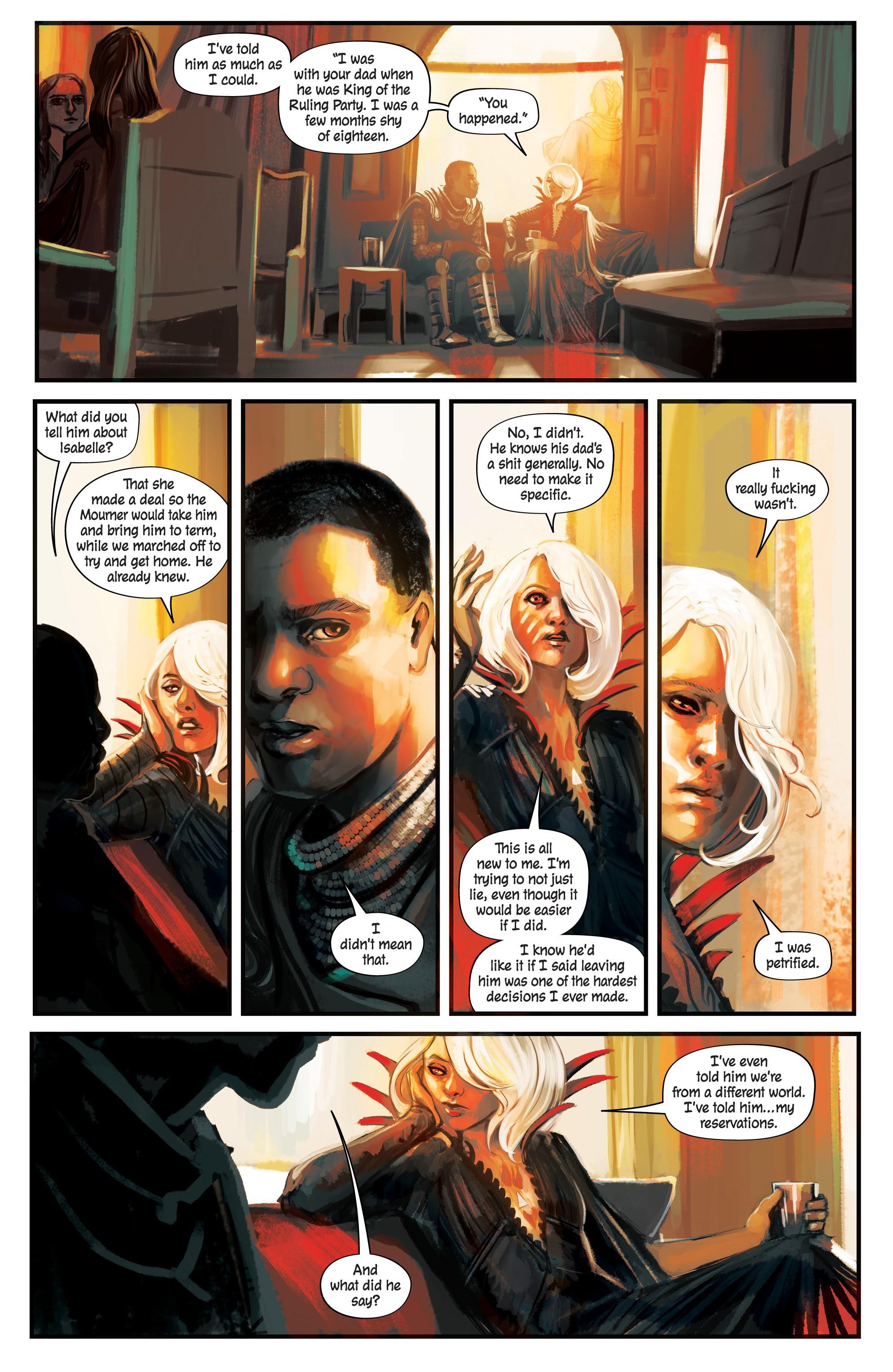 comico #8 - English 12