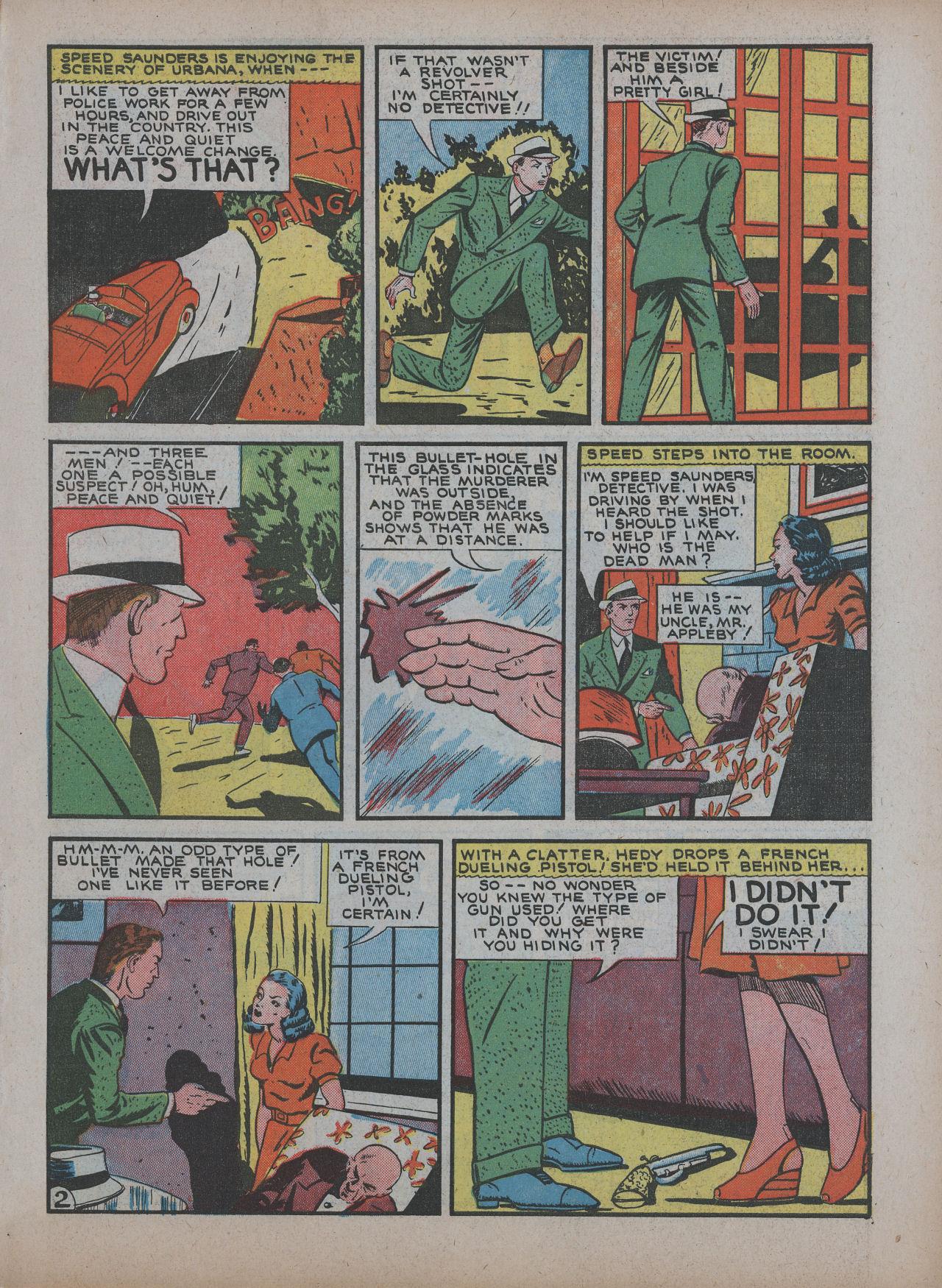 Read online Detective Comics (1937) comic -  Issue #48 - 39