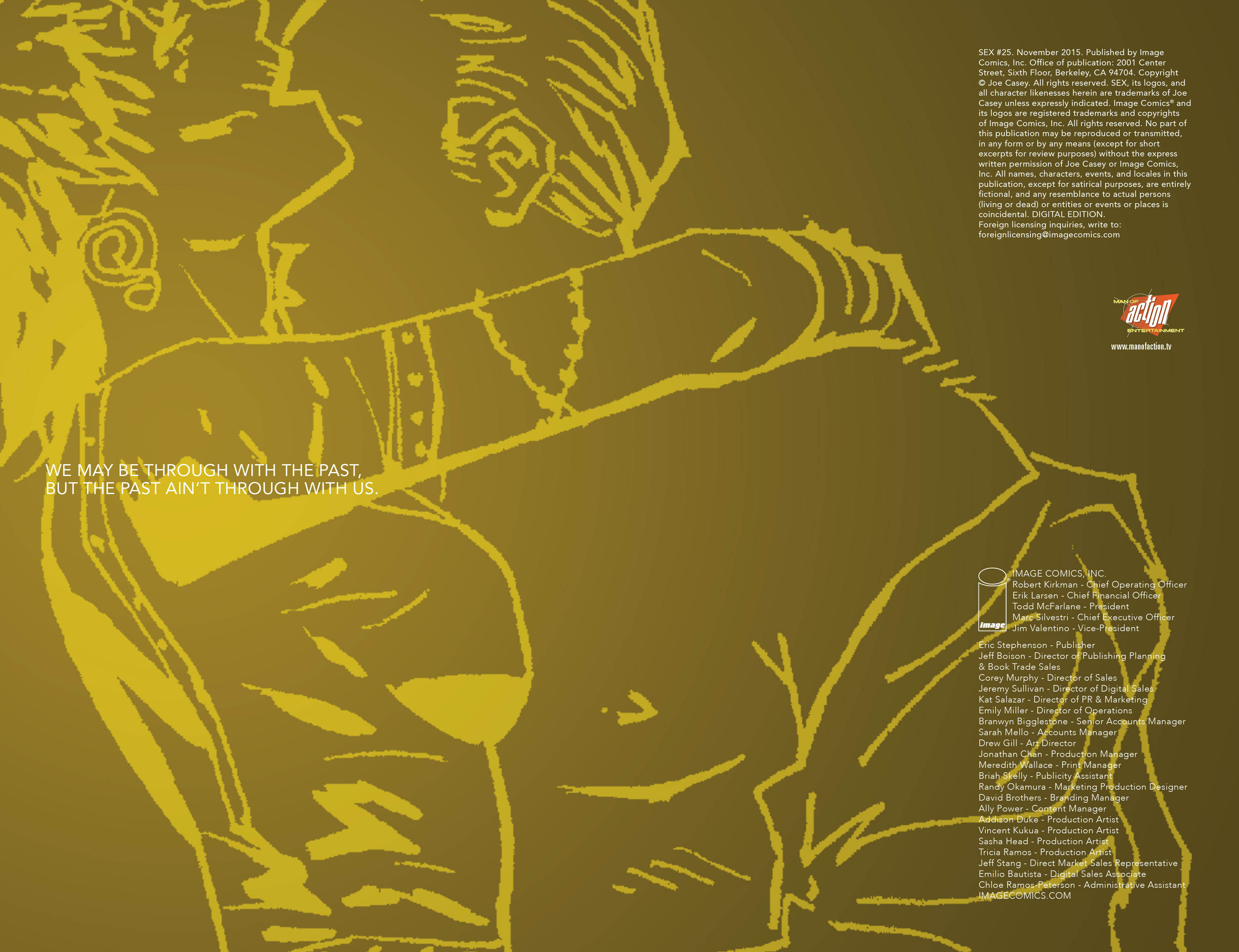 Read online Sex comic -  Issue #25 - 28