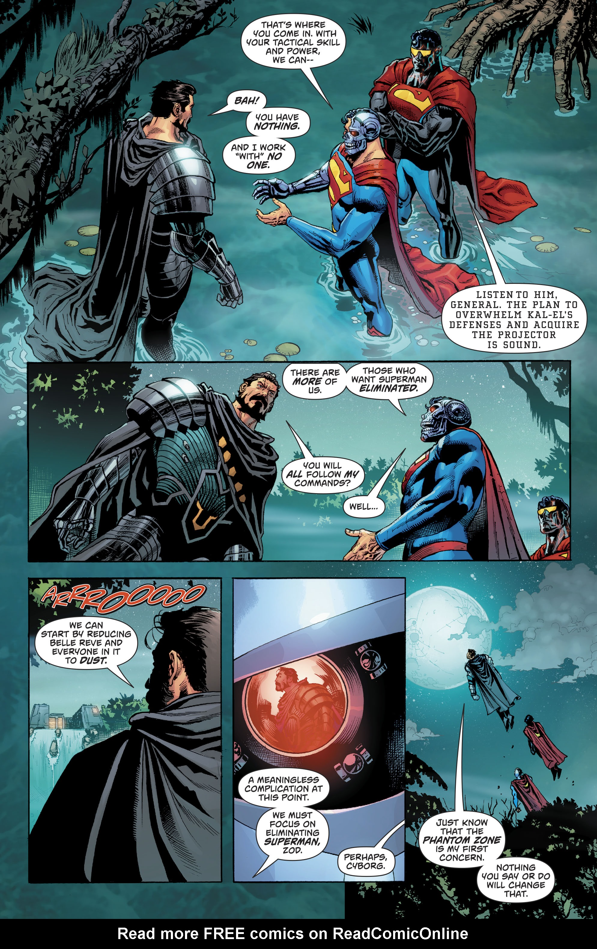 Read online Action Comics (2016) comic -  Issue #981 - 9