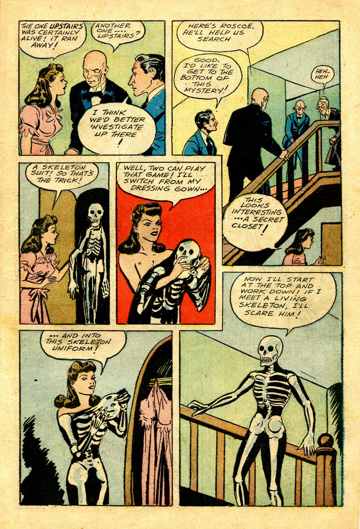 Read online Shadow Comics comic -  Issue #43 - 11