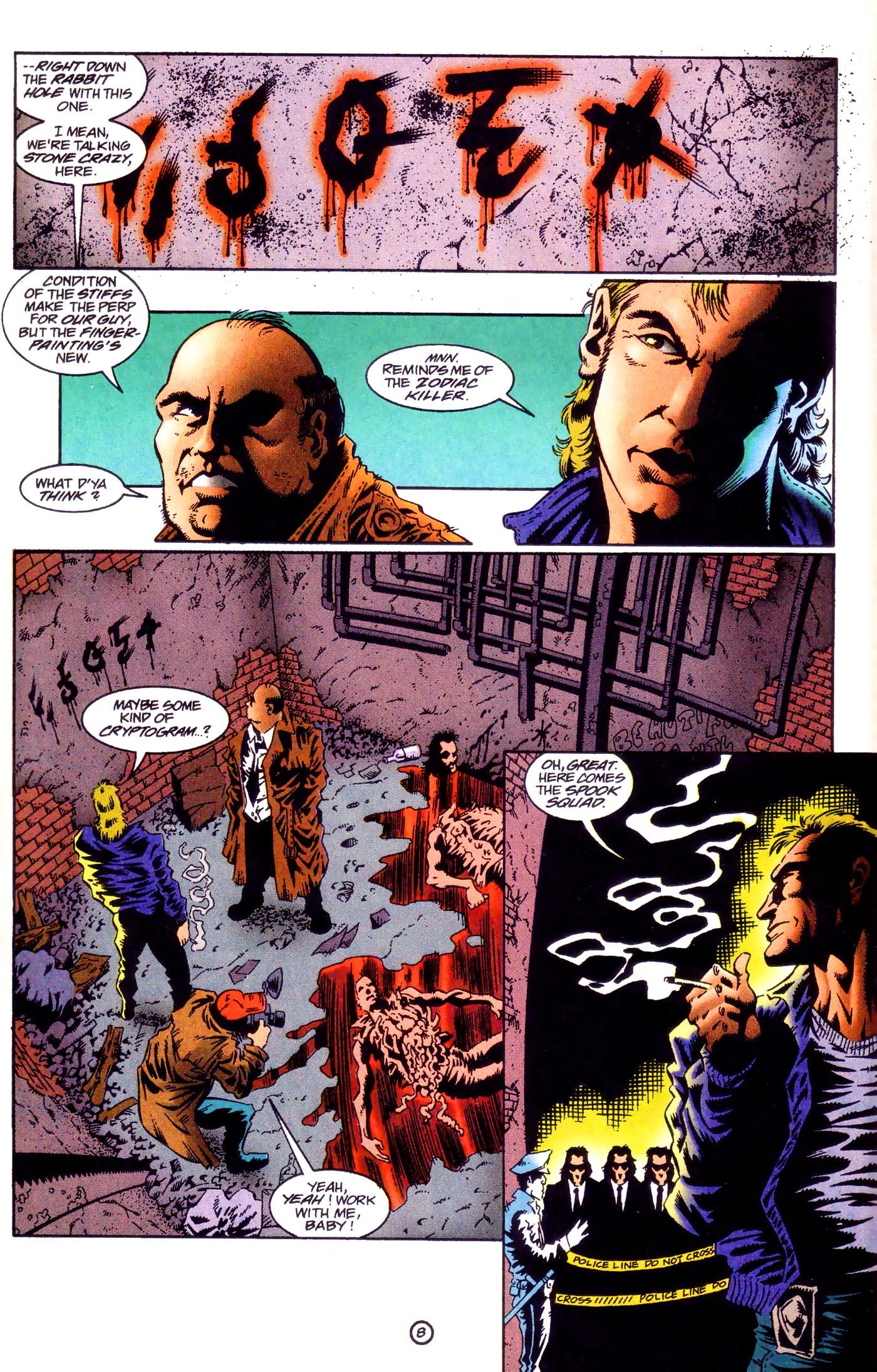 Read online Rune (1995) comic -  Issue #1 - 9