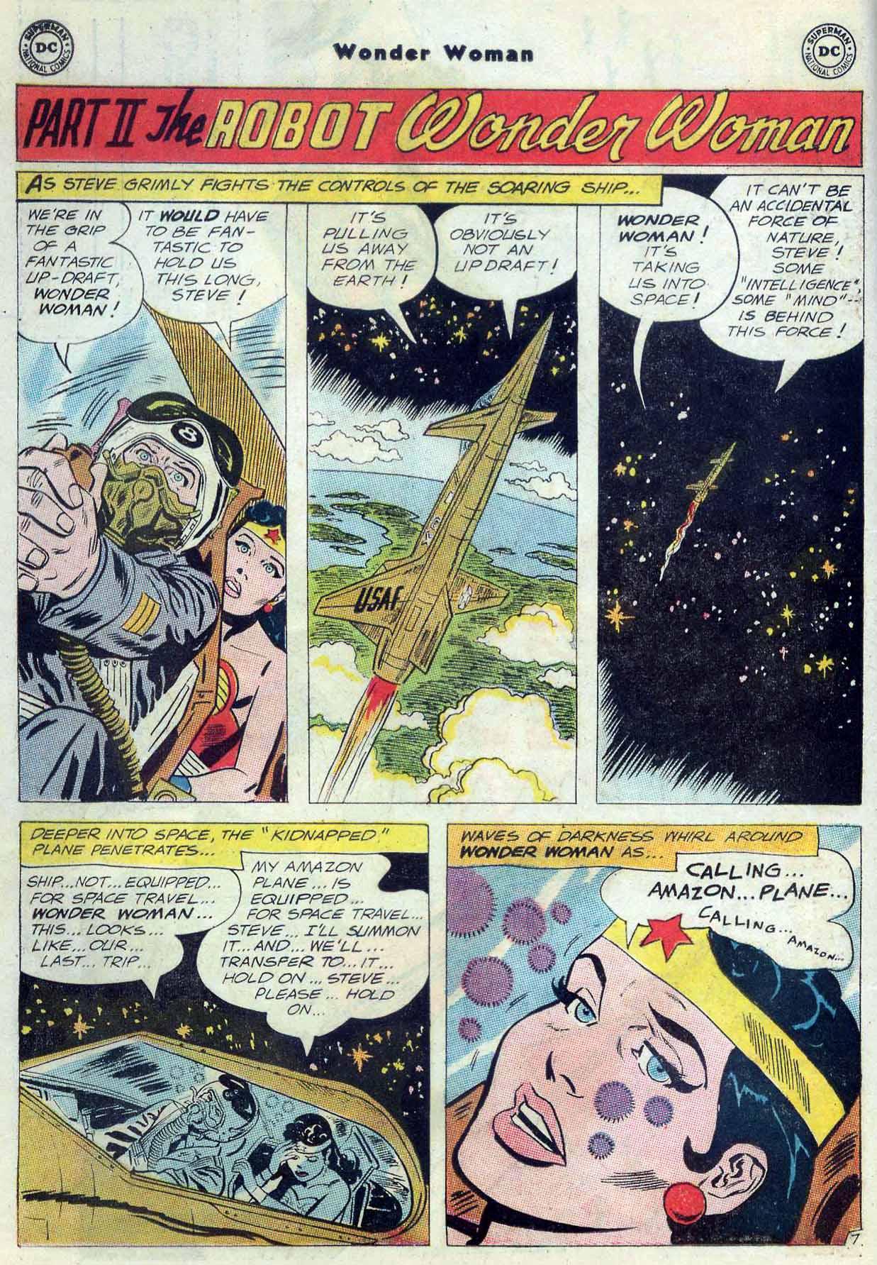 Read online Wonder Woman (1942) comic -  Issue #137 - 10