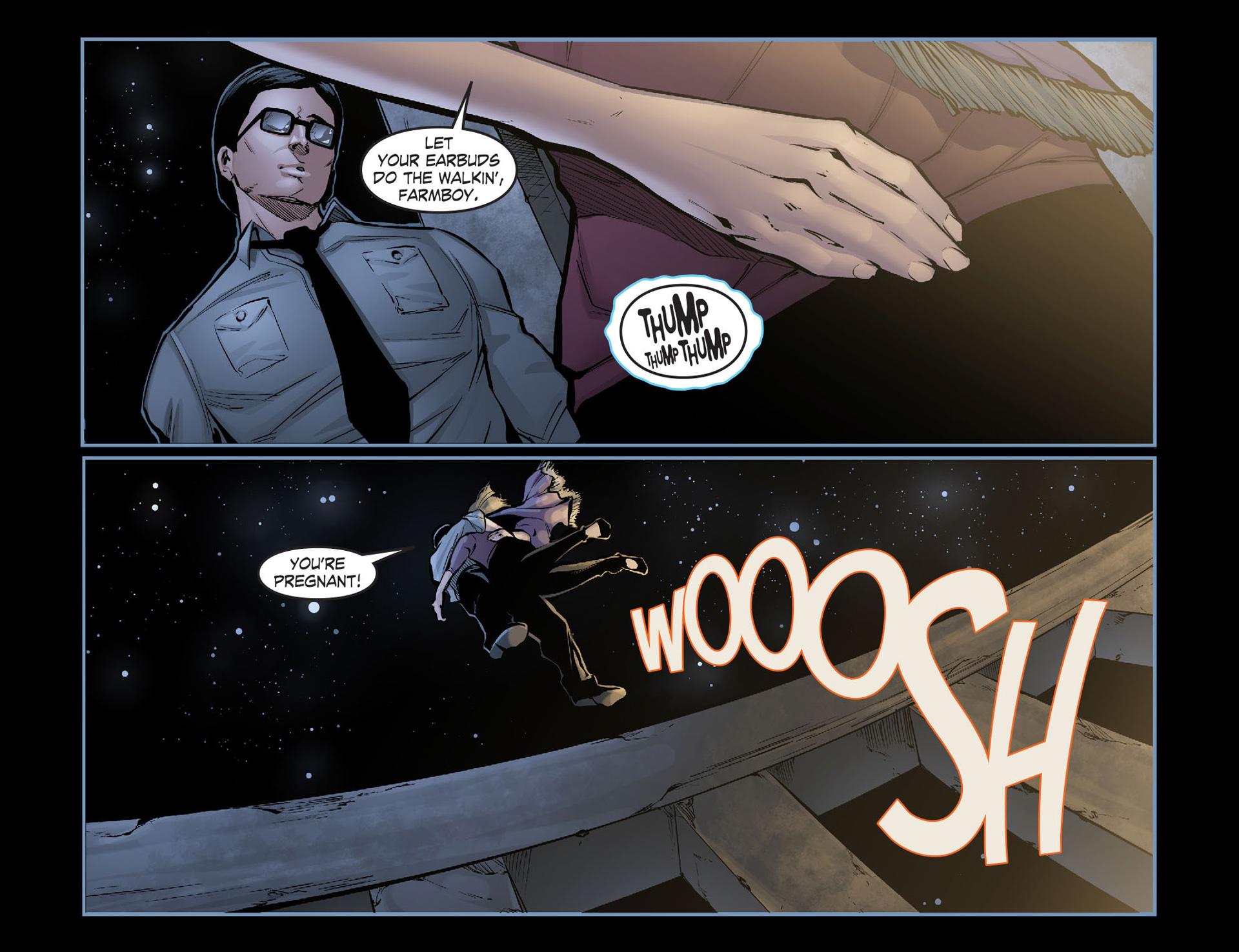Read online Smallville: Season 11 comic -  Issue #40 - 20