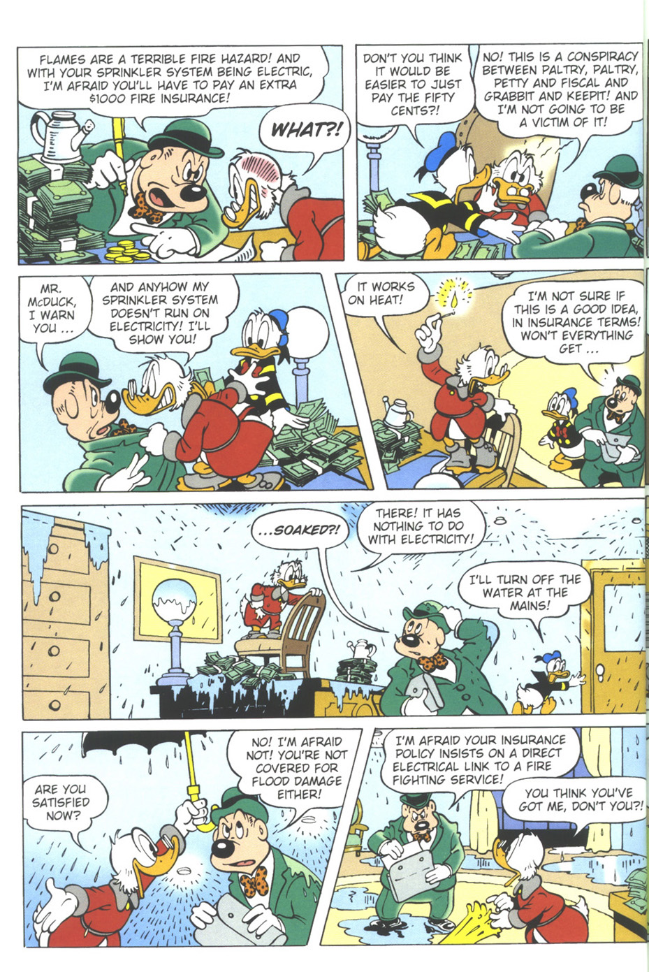 Read online Uncle Scrooge (1953) comic -  Issue #309 - 26
