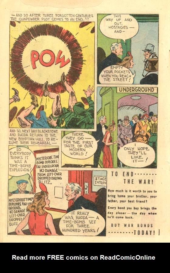 Super-Magician Comics issue 31 - Page 16