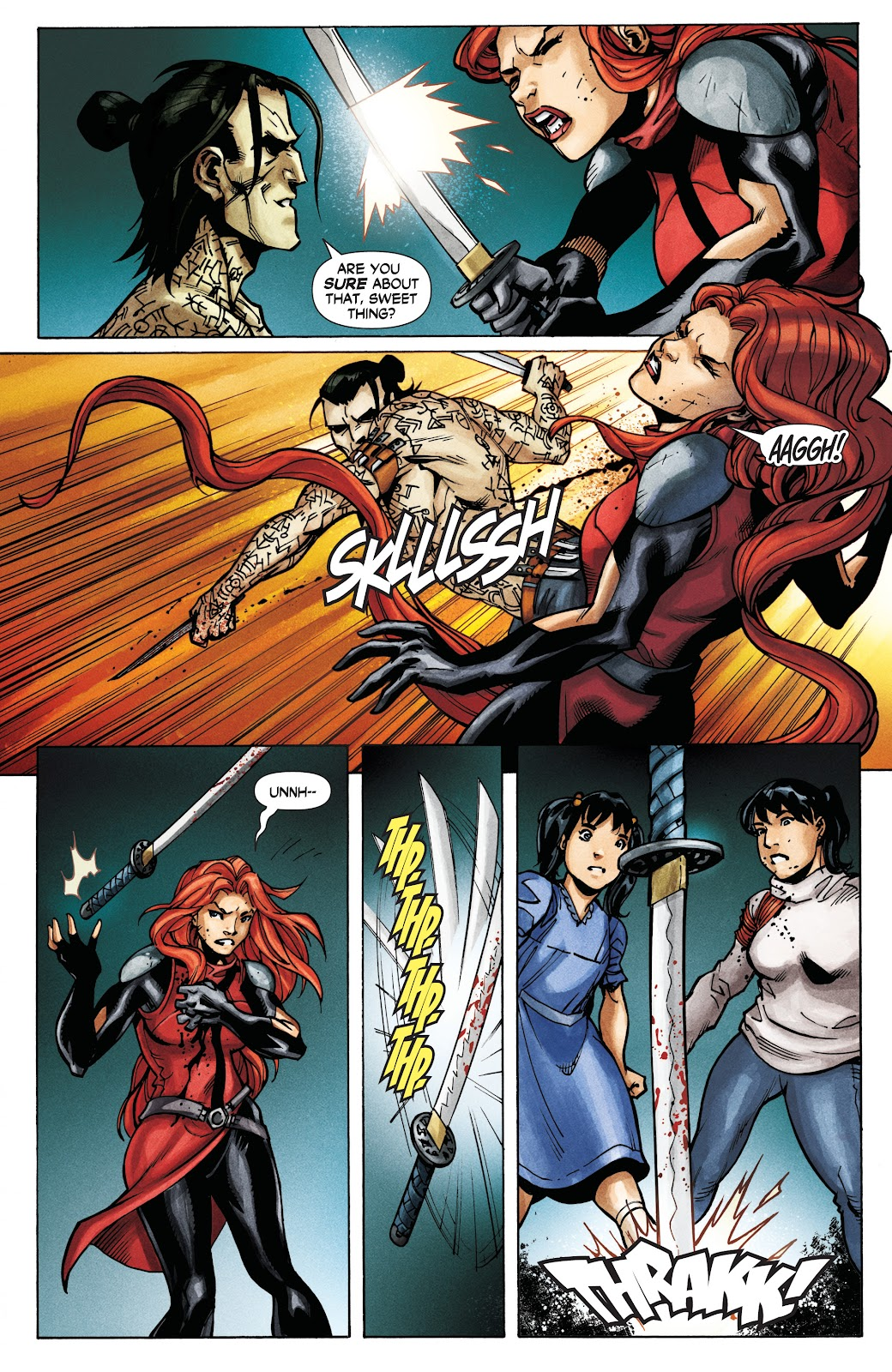 Read online Roku comic -  Issue #2 - 17