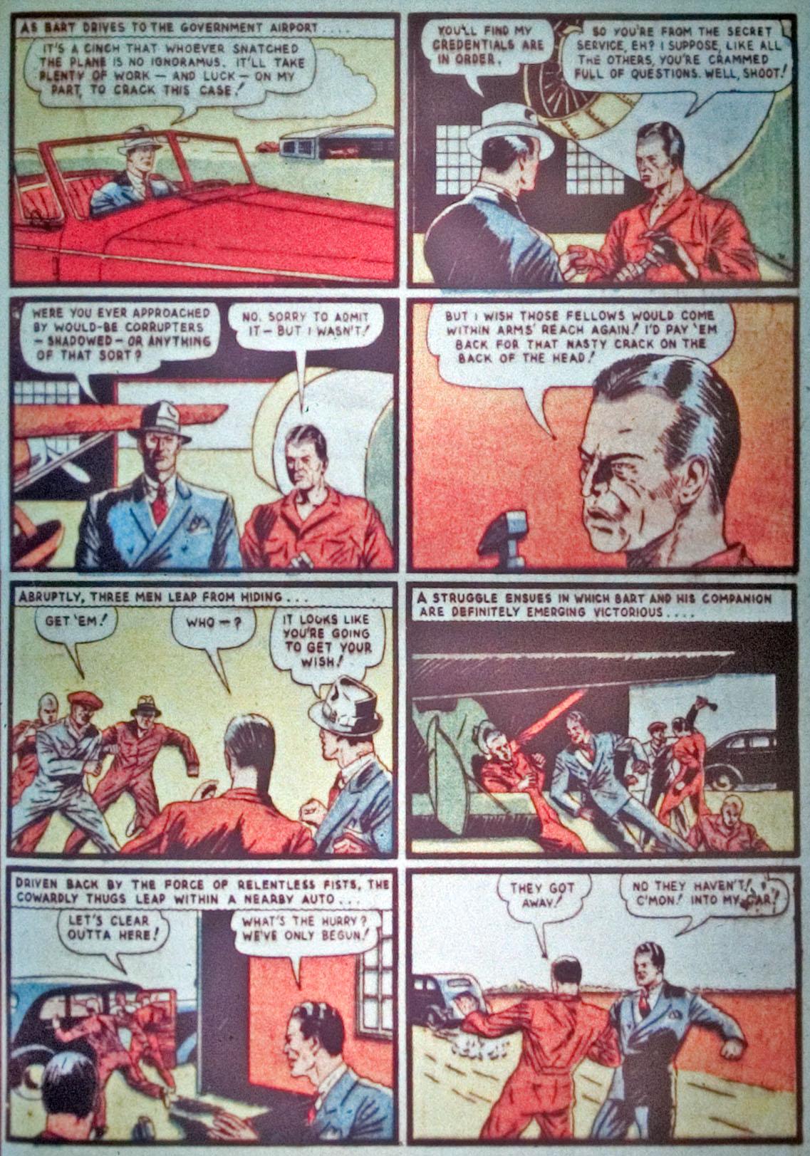 Read online Detective Comics (1937) comic -  Issue #31 - 23