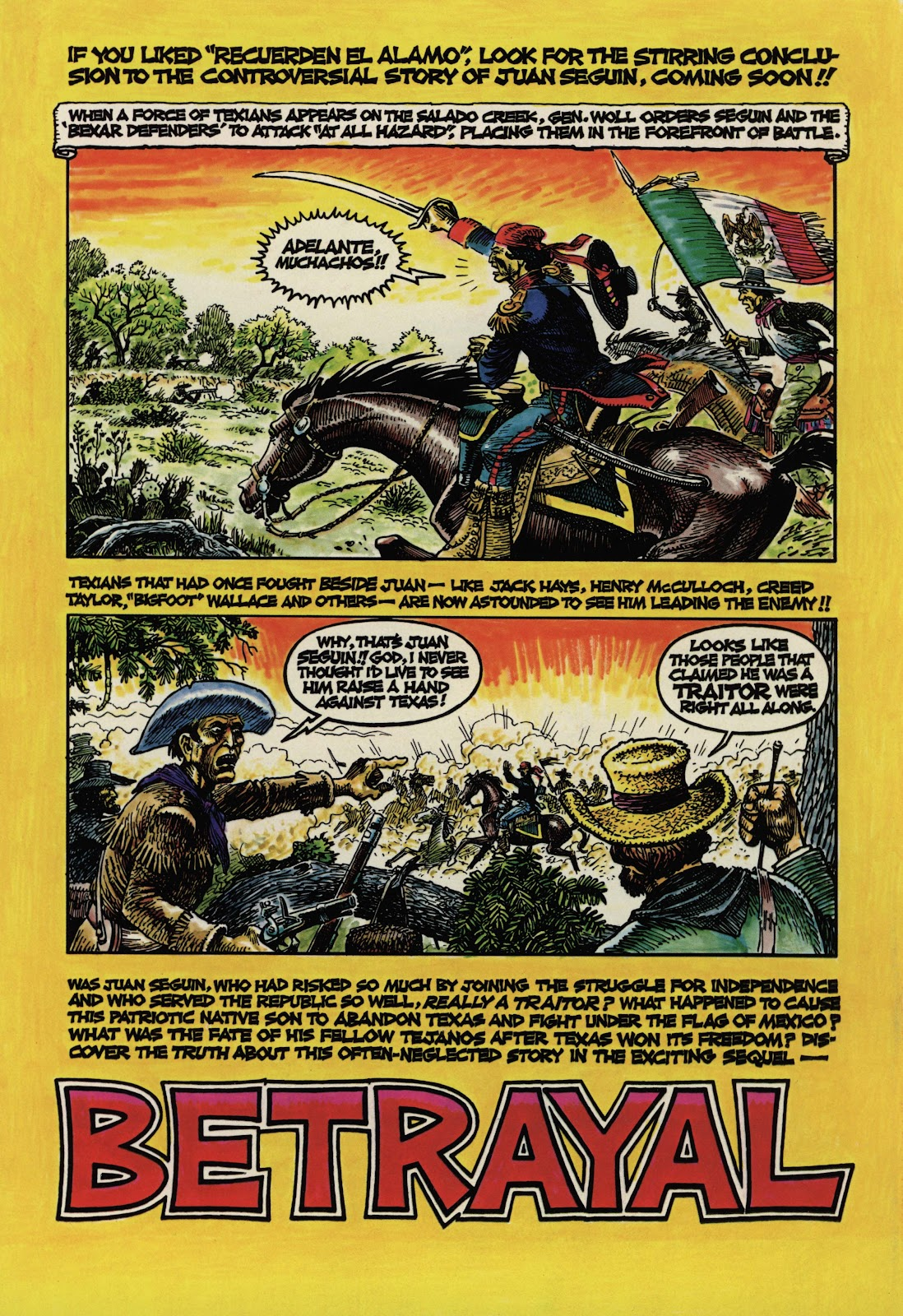 Recuerden el Alamo issue Full - Page 44
