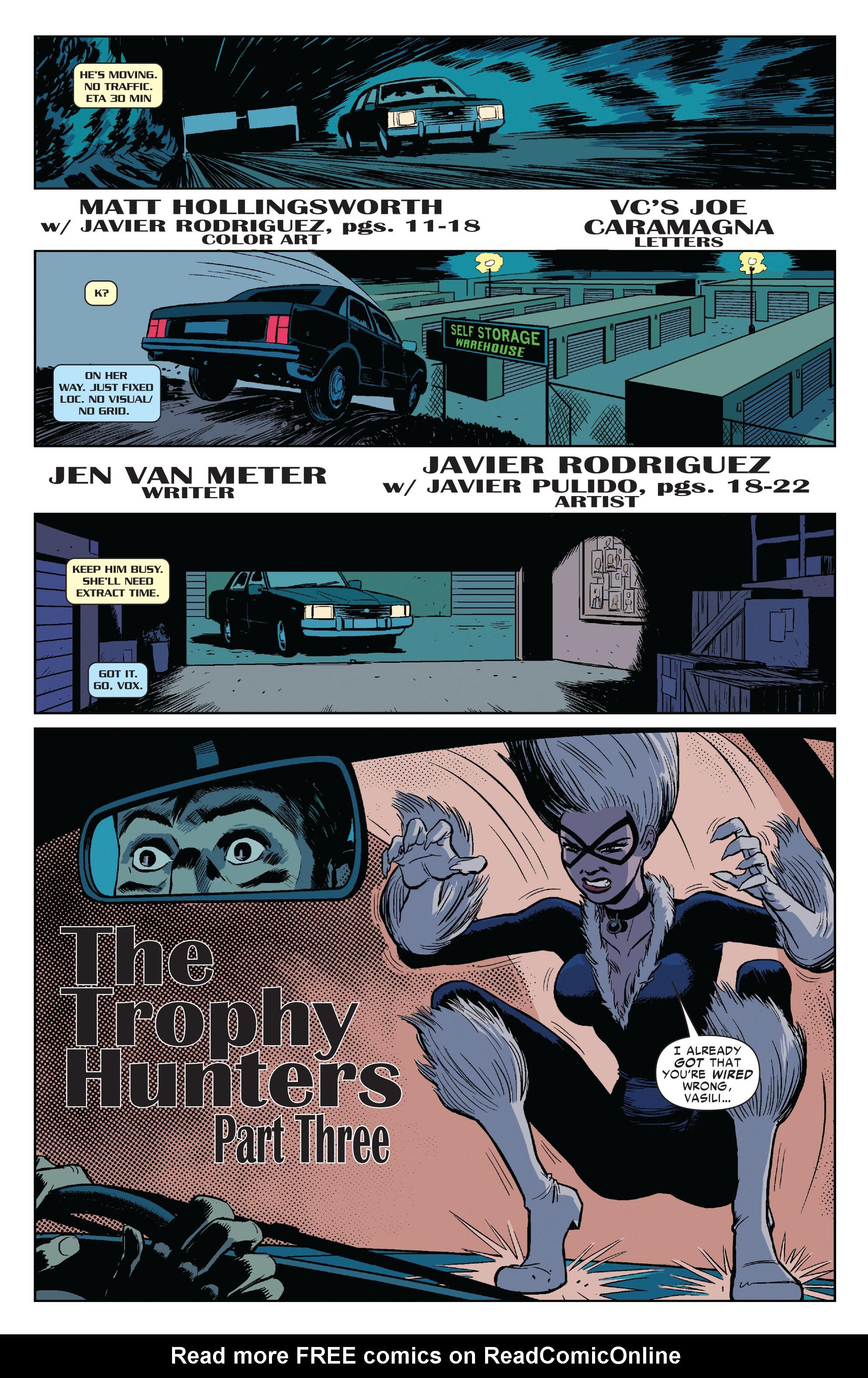 Read online Amazing Spider-Man Presents: Black Cat comic -  Issue #3 - 3