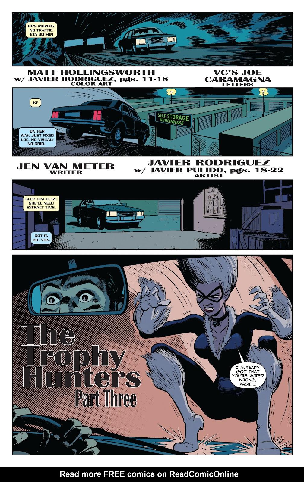 Amazing Spider-Man Presents: Black Cat Issue #3 #3 - English 3