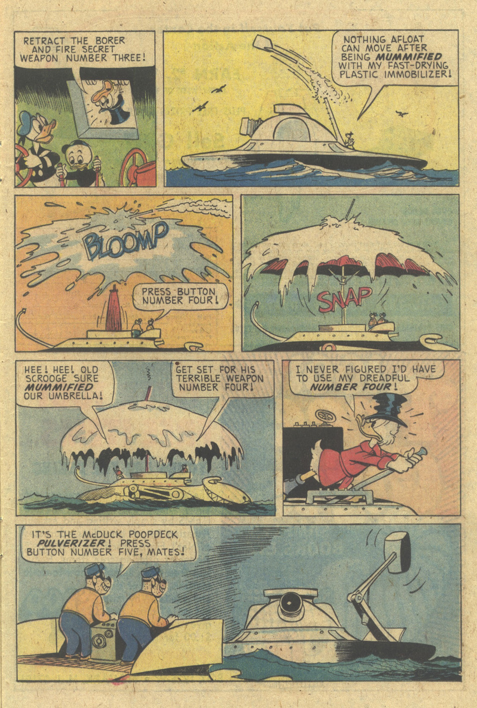 Read online Uncle Scrooge (1953) comic -  Issue #133 - 13