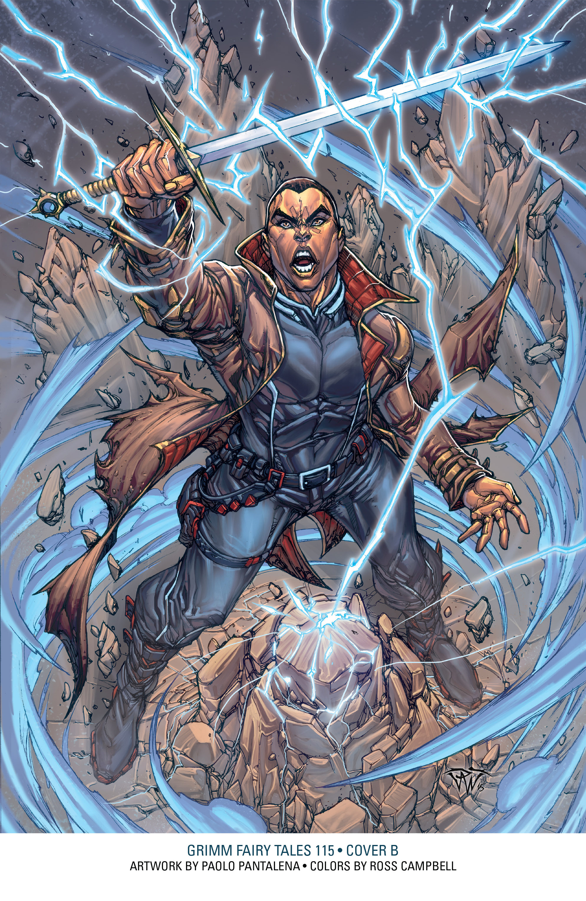 Read online Grimm Fairy Tales: Arcane Acre comic -  Issue # TPB 3 - 150