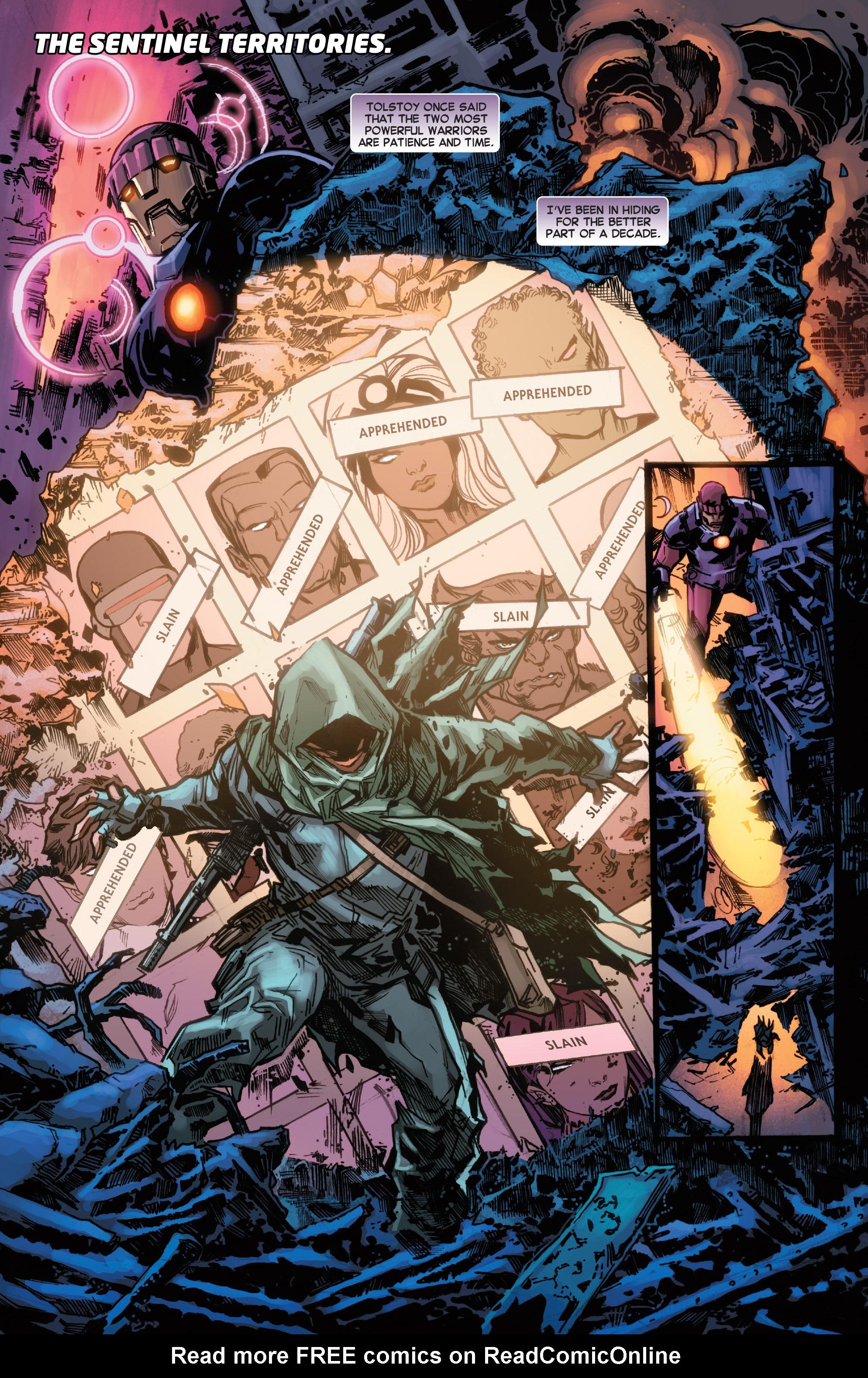 Read online Secret Wars Journal comic -  Issue #4 - 12