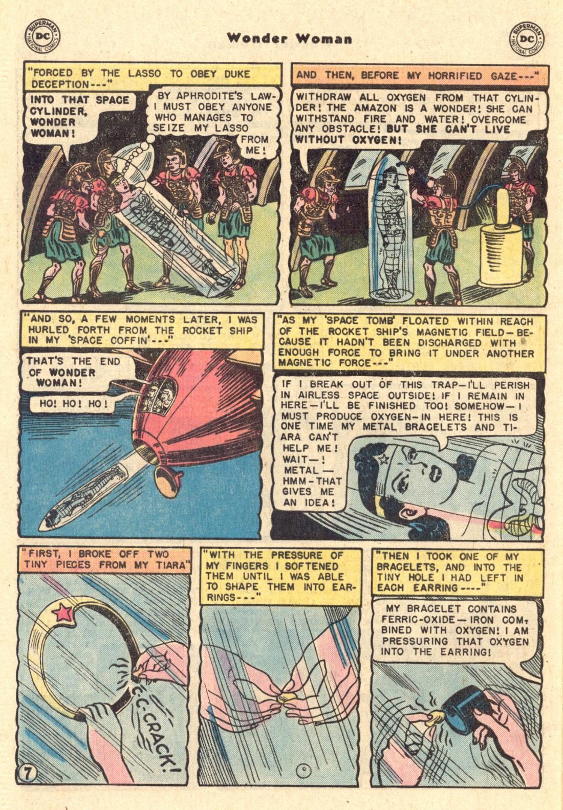 Read online Wonder Woman (1942) comic -  Issue #62 - 30