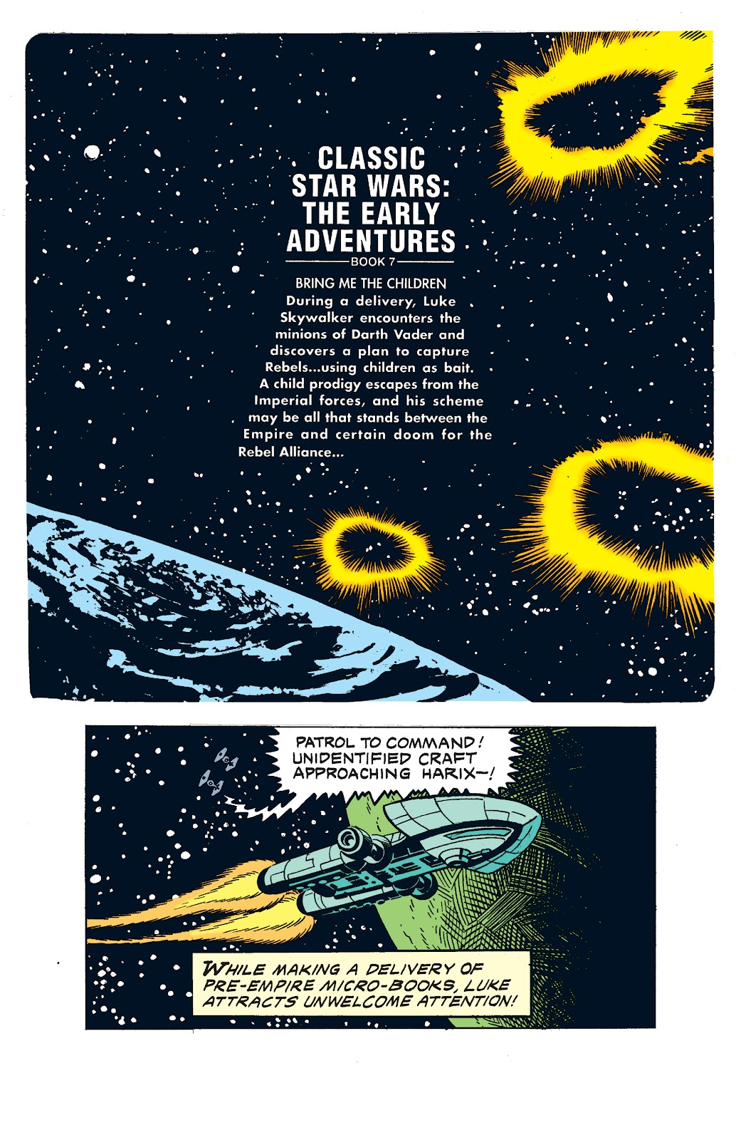 Read online Star Wars Legends: The Newspaper Strips - Epic Collection comic -  Issue # TPB (Part 3) - 3