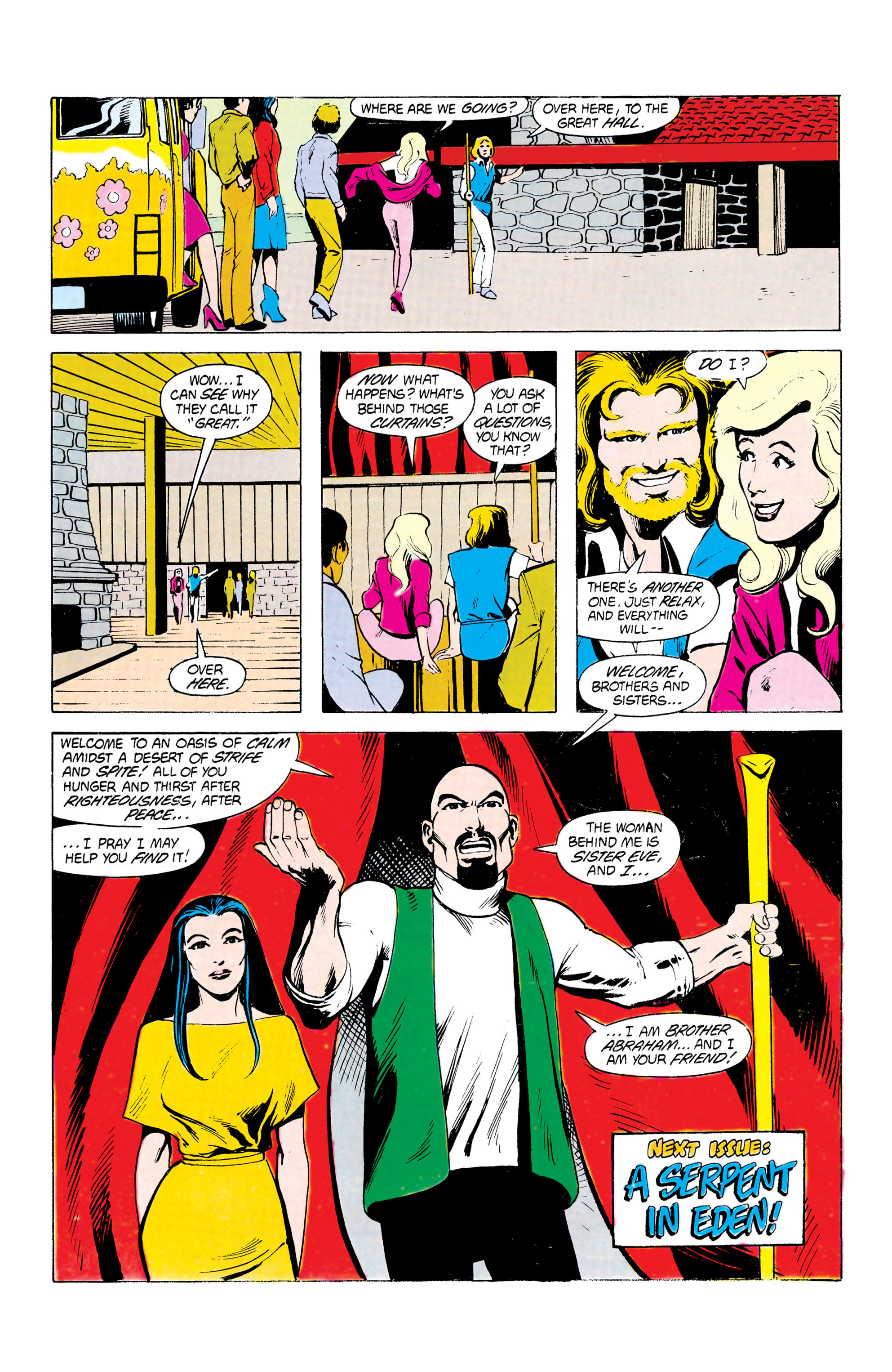 Batman and the Outsiders (1983) 24 Page 23