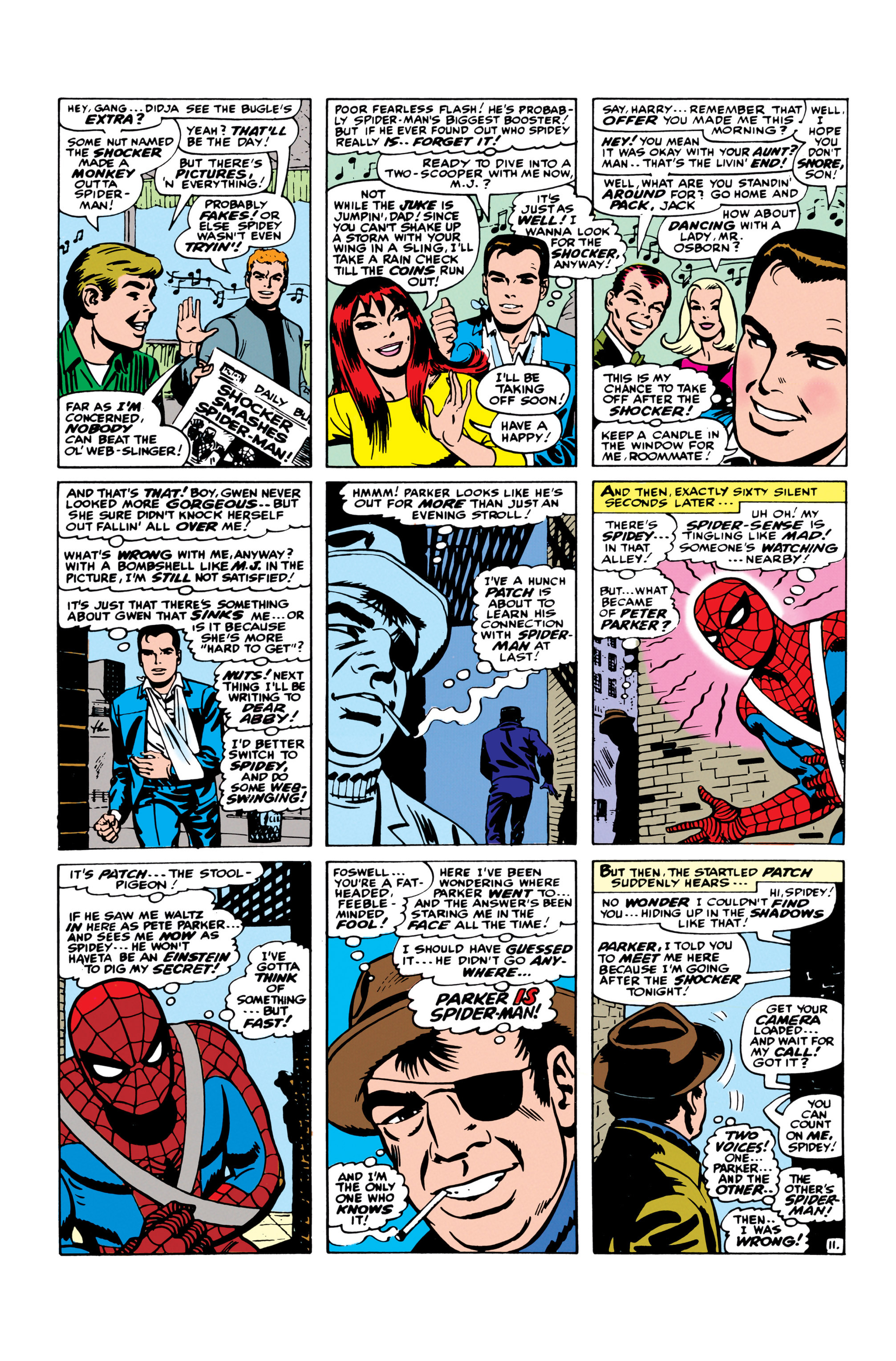 The Amazing Spider-Man (1963) 46 Page 11