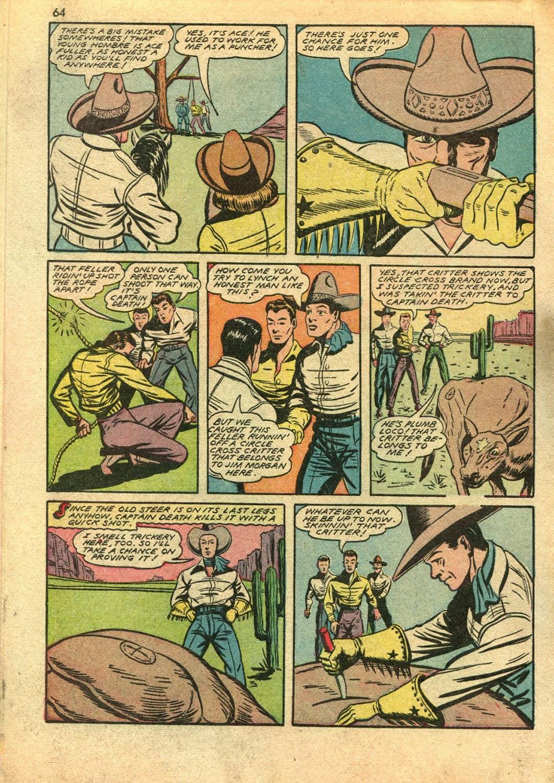Read online Super-Magician Comics comic -  Issue #14 - 63