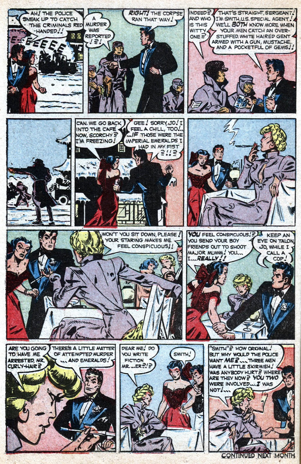 Read online Famous Funnies comic -  Issue #184 - 38
