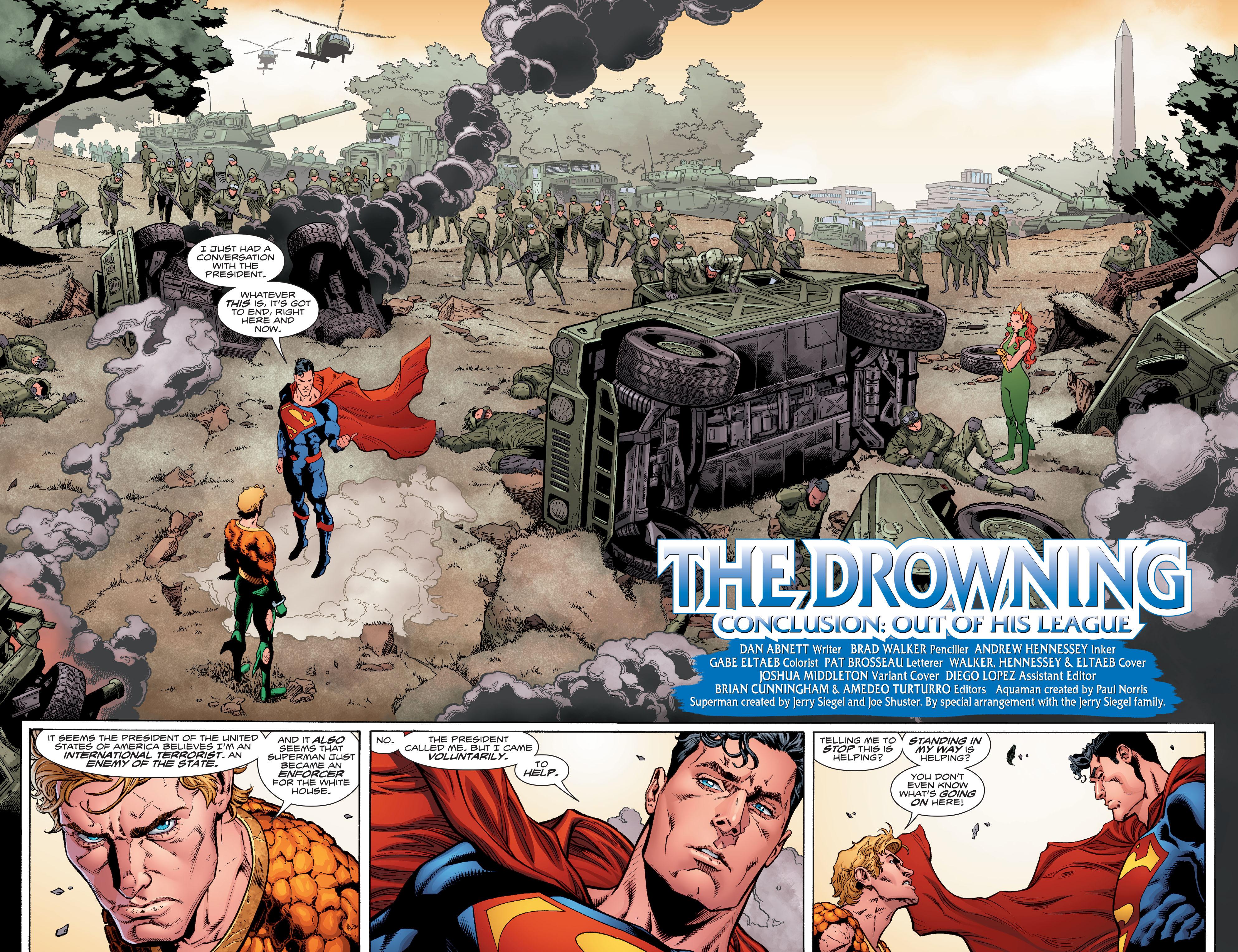 Read online Aquaman (2016) comic -  Issue #6 - 5