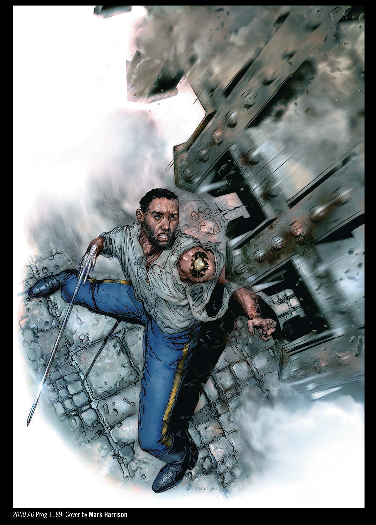 Read online Nikolai Dante comic -  Issue # TPB 4 - 152