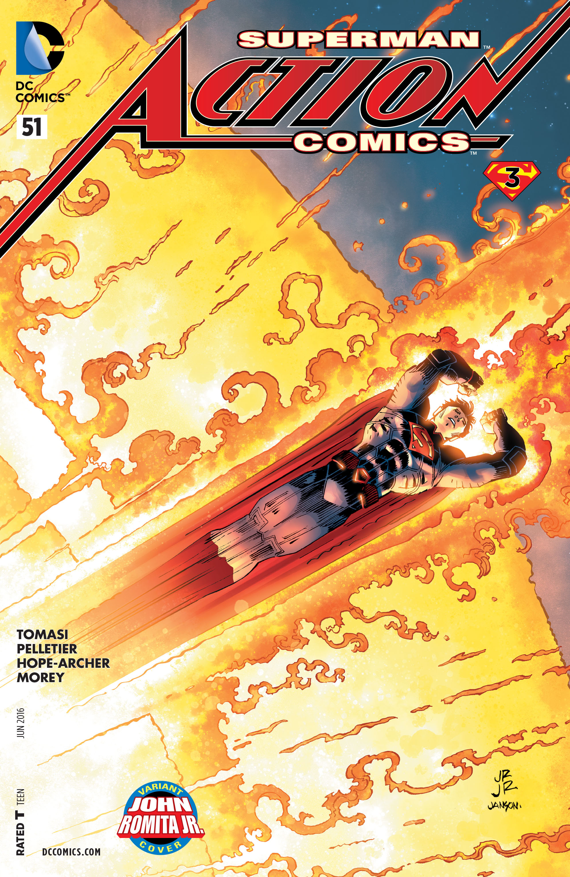 Read online Action Comics (2011) comic -  Issue #51 - 3