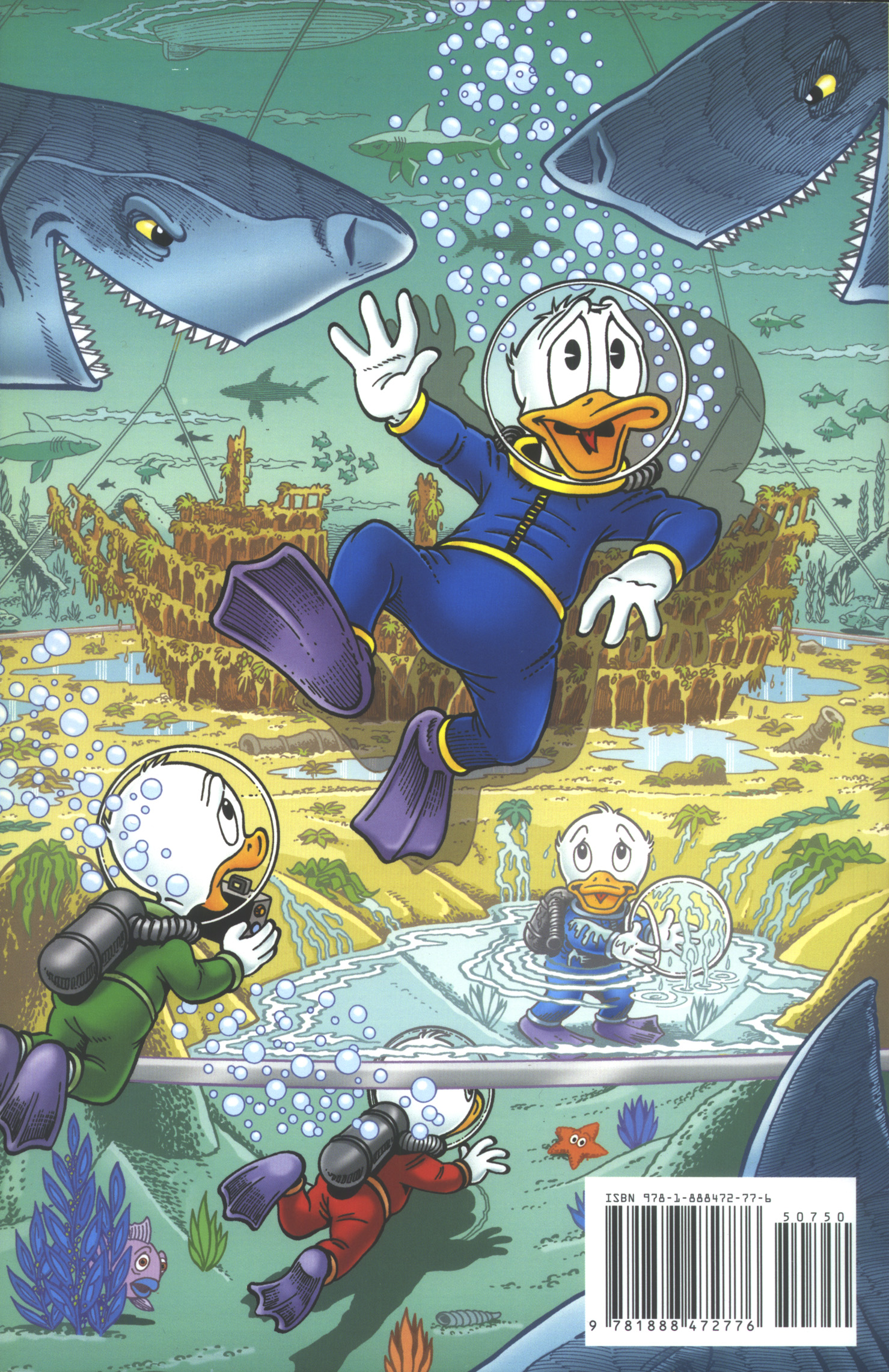 Read online Uncle Scrooge (1953) comic -  Issue #365 - 69