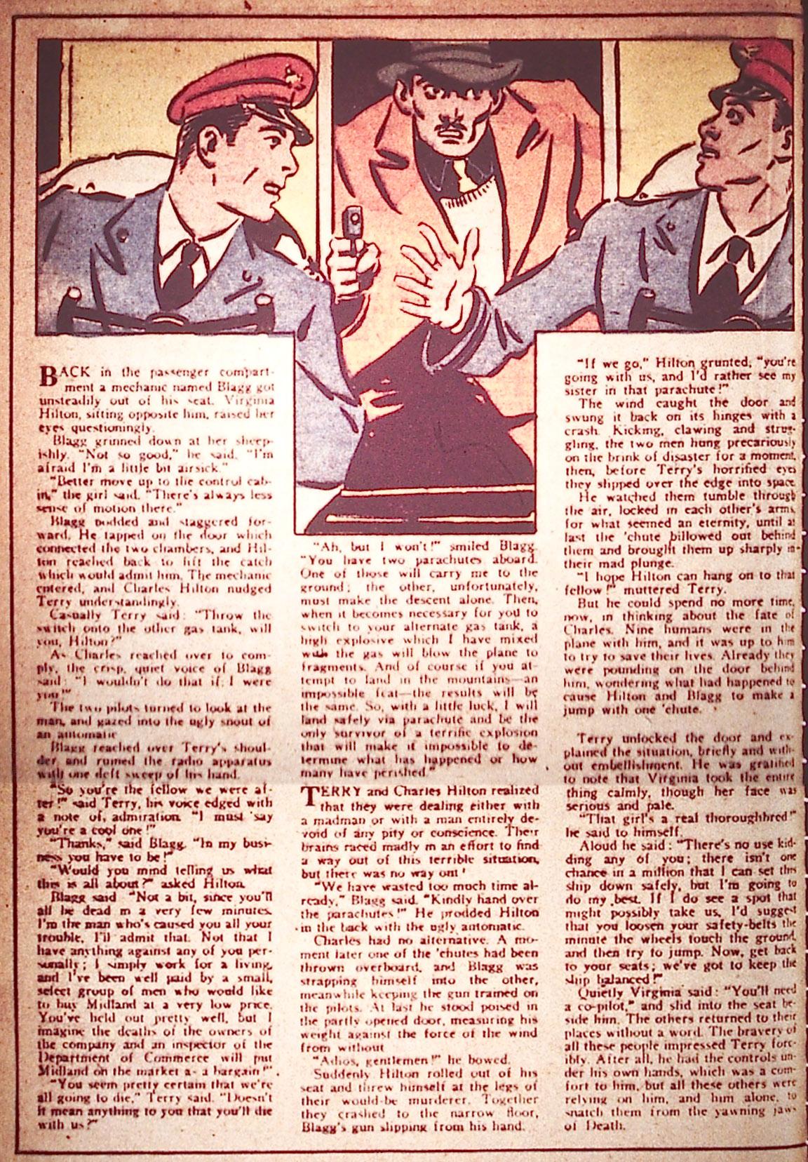 Read online Detective Comics (1937) comic -  Issue #5 - 38