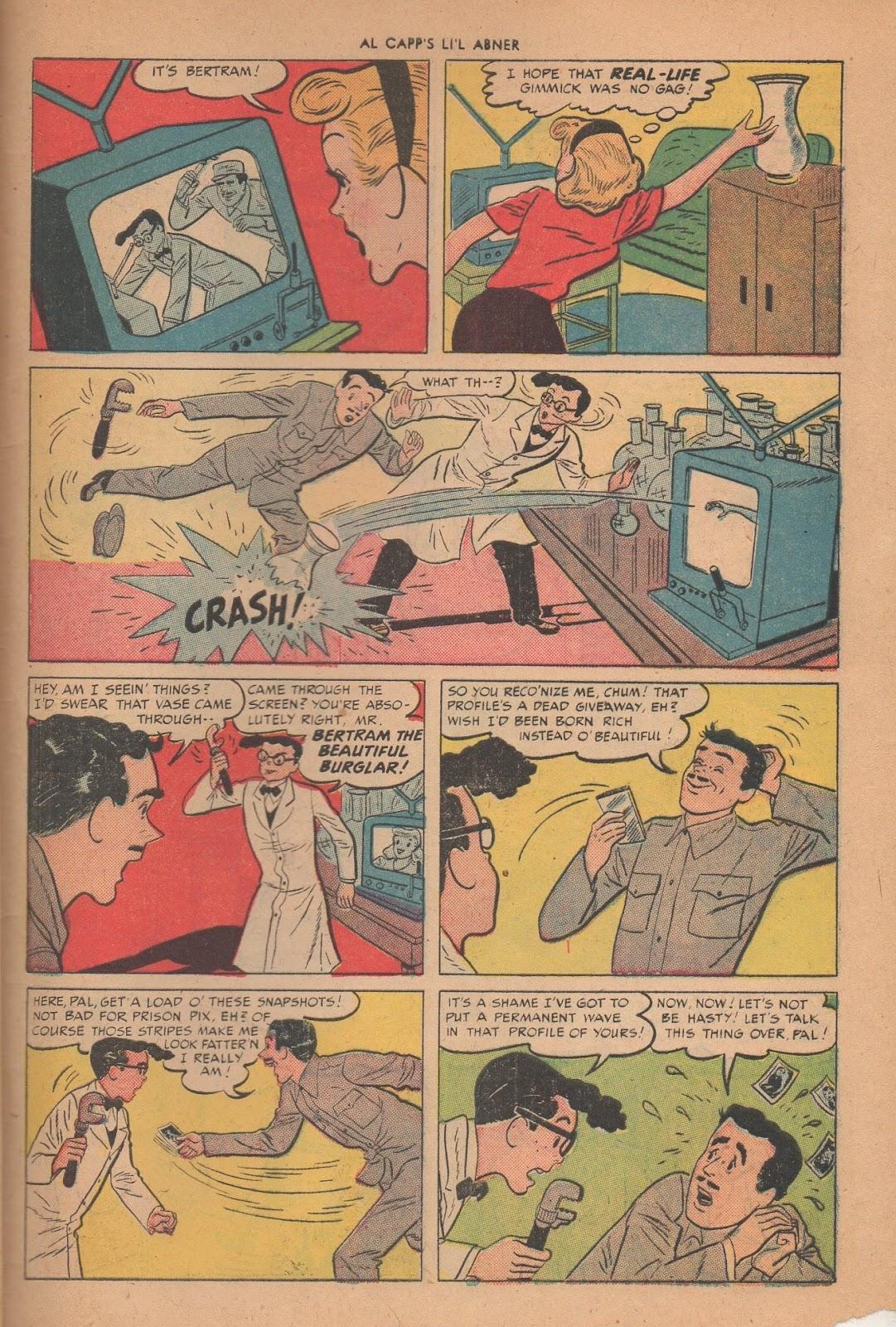 Li'l Abner Comics issue 77 - Page 33