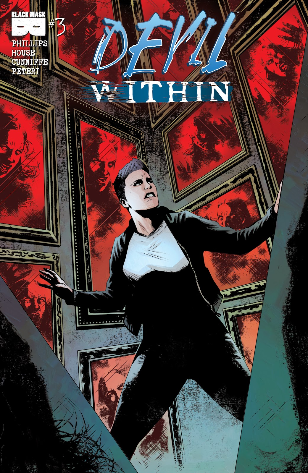 Read online Devil Within comic -  Issue #3 - 1