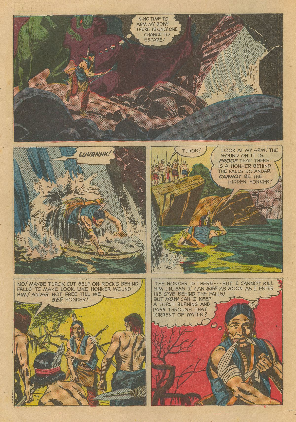 Read online Turok, Son of Stone comic -  Issue #54 - 14