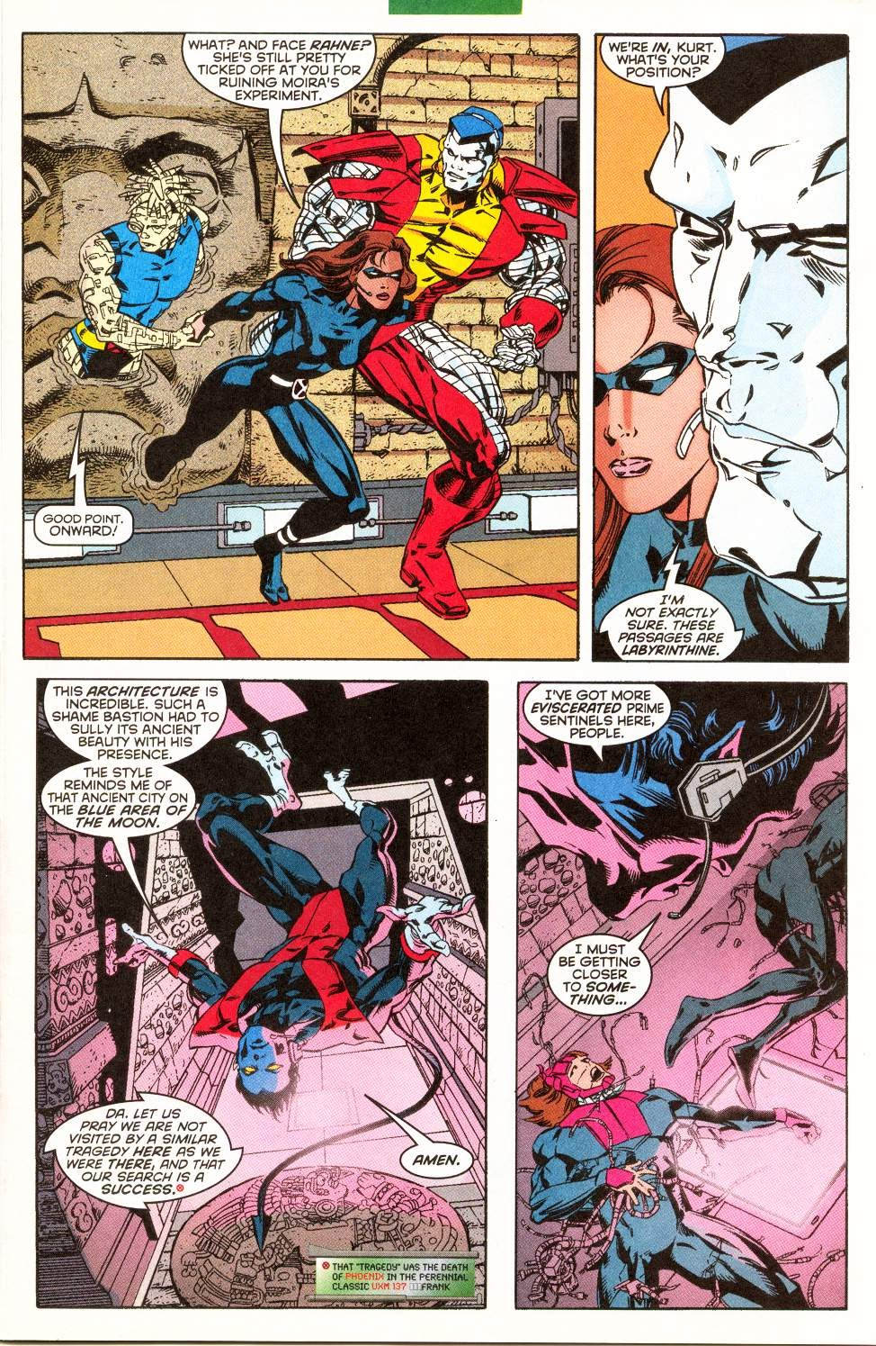 Excalibur (1988) issue 122 - Page 9
