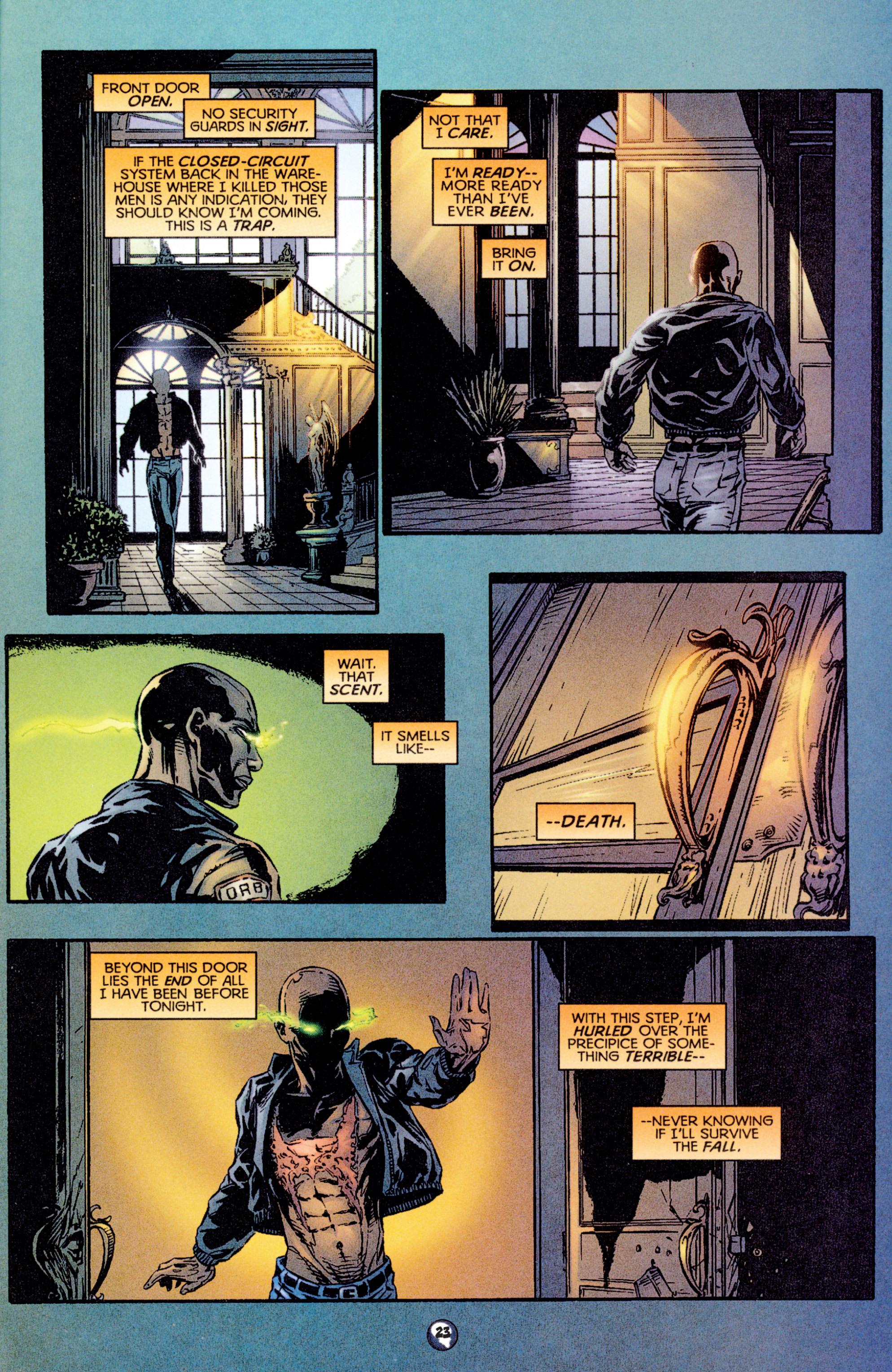 Read online Shadowman (1997) comic -  Issue #16 - 19