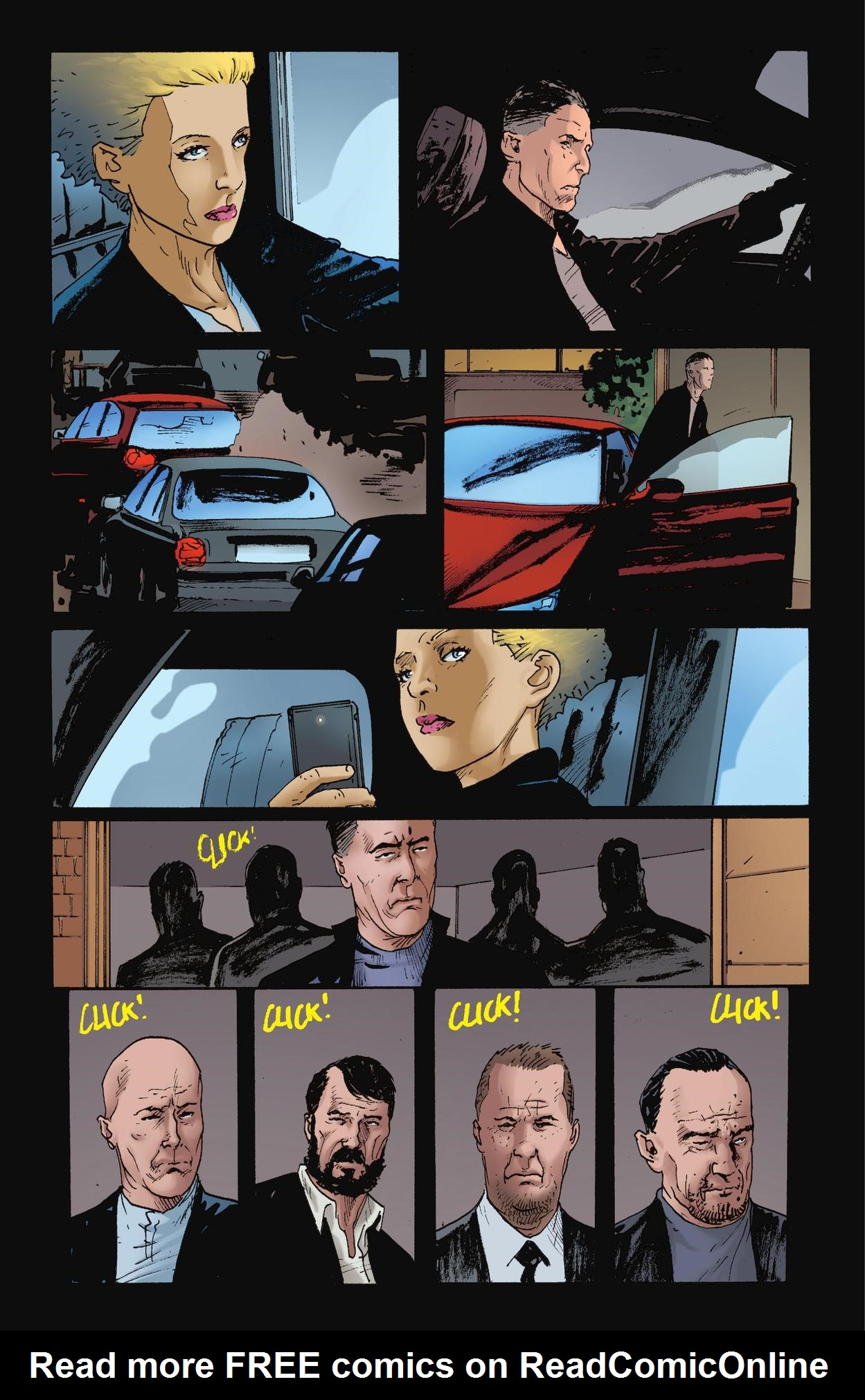 Read online The Girl Who Kicked The Hornet's Nest comic -  Issue # TPB - 192