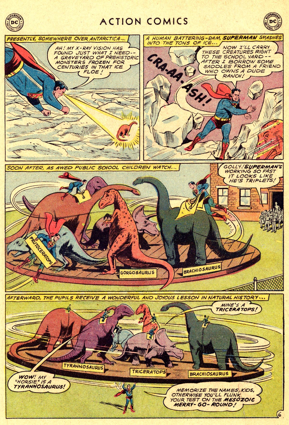 Action Comics (1938) 282 Page 7
