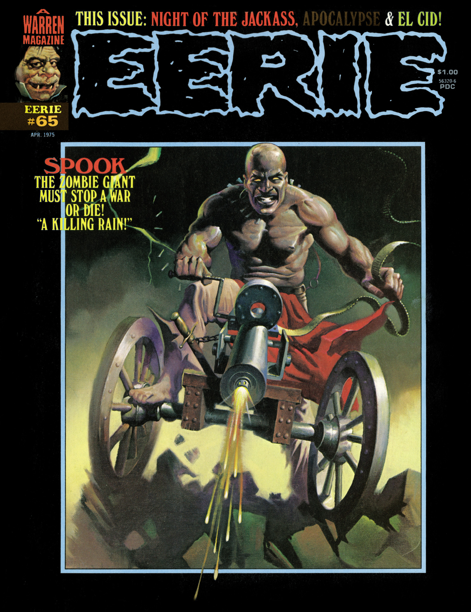 Read online Eerie Archives comic -  Issue # TPB 14 - 8