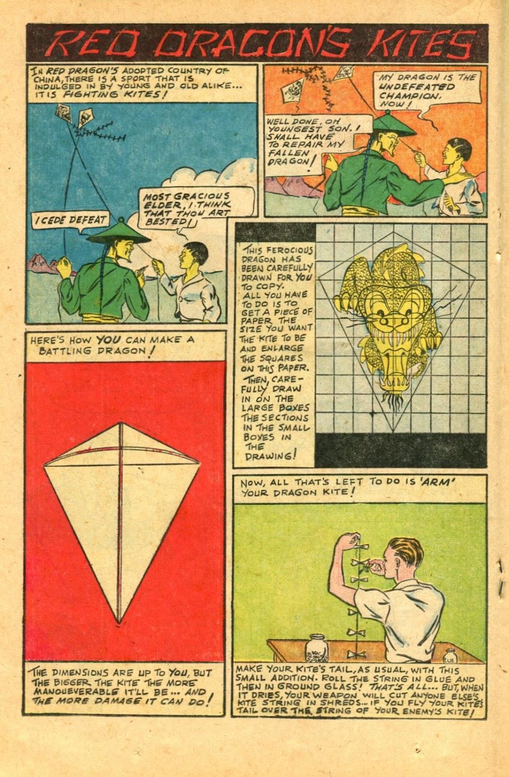 Read online Super-Magician Comics comic -  Issue #49 - 26