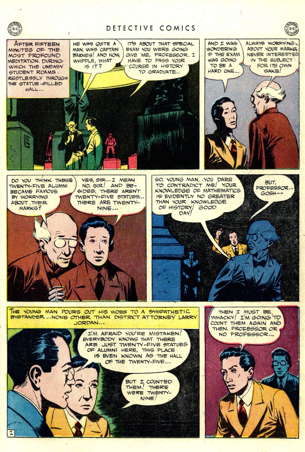 Read online Detective Comics (1937) comic -  Issue #100 - 17