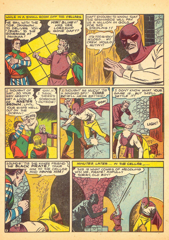 Read online Sensation (Mystery) Comics comic -  Issue #25 - 21
