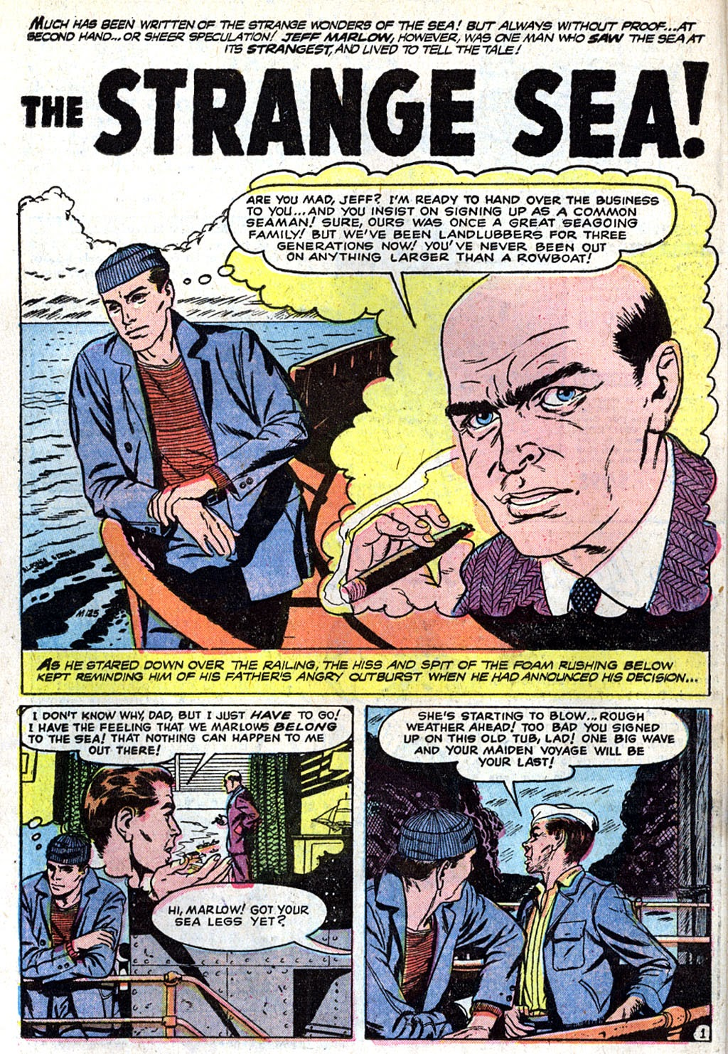 Mystic (1951) issue 61 - Page 24