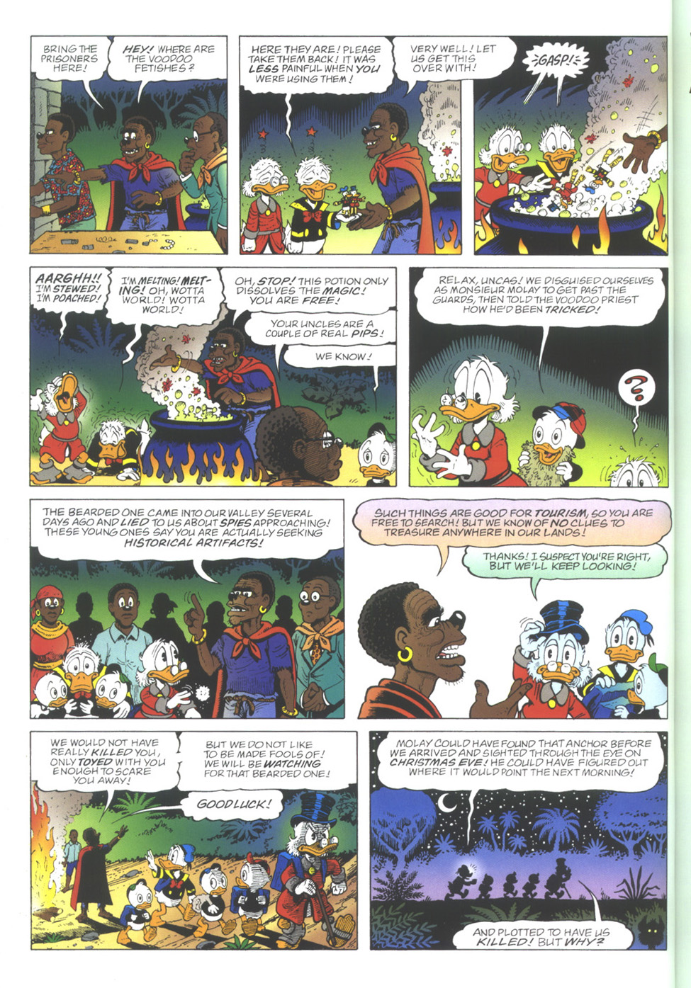 Read online Uncle Scrooge (1953) comic -  Issue #339 - 22