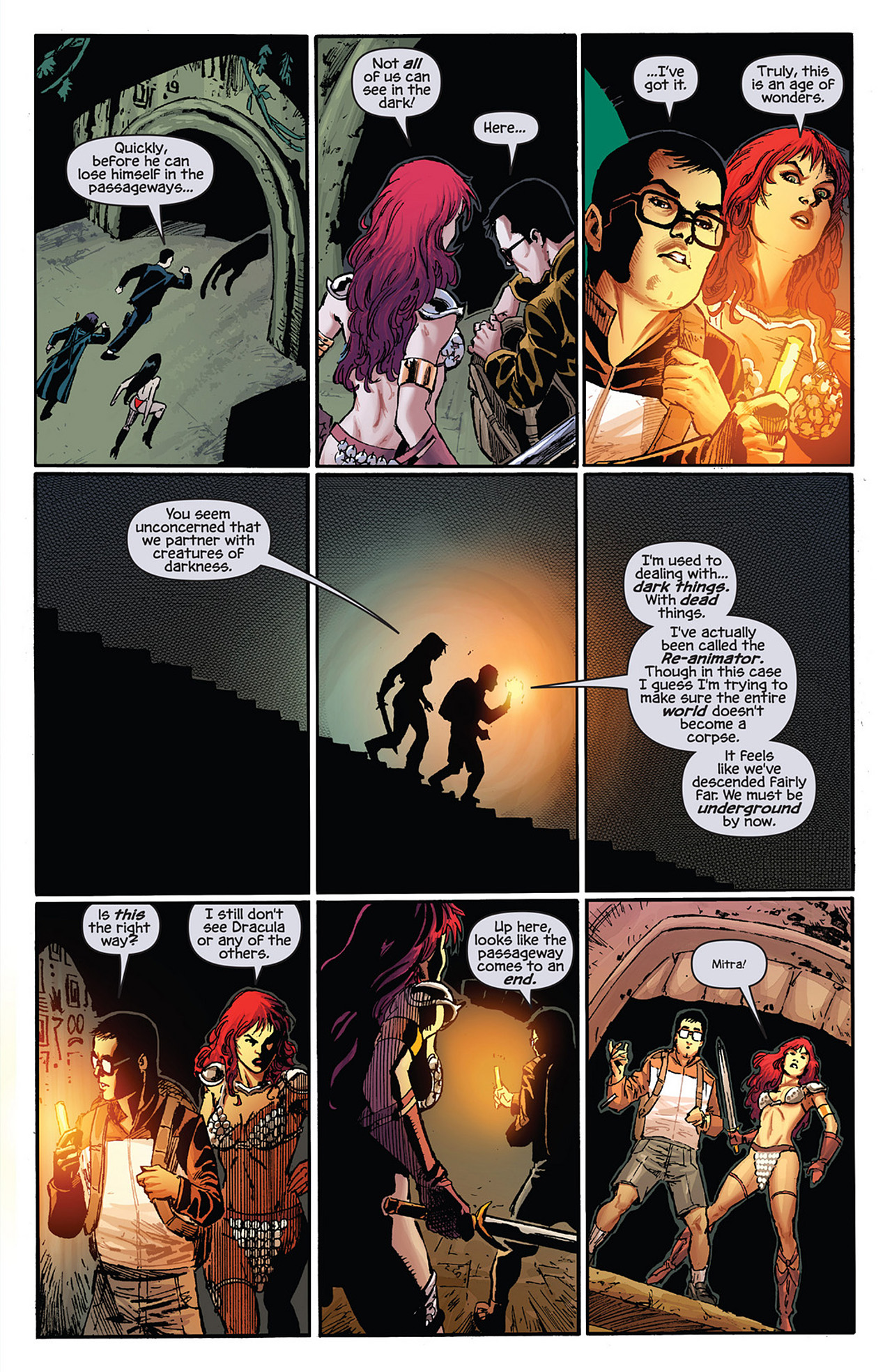Read online Prophecy comic -  Issue #2 - 16