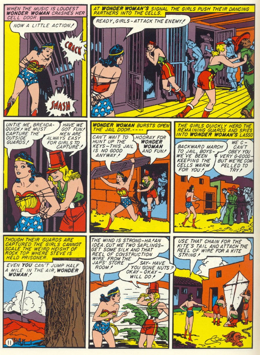 Read online Sensation (Mystery) Comics comic -  Issue #16 - 13