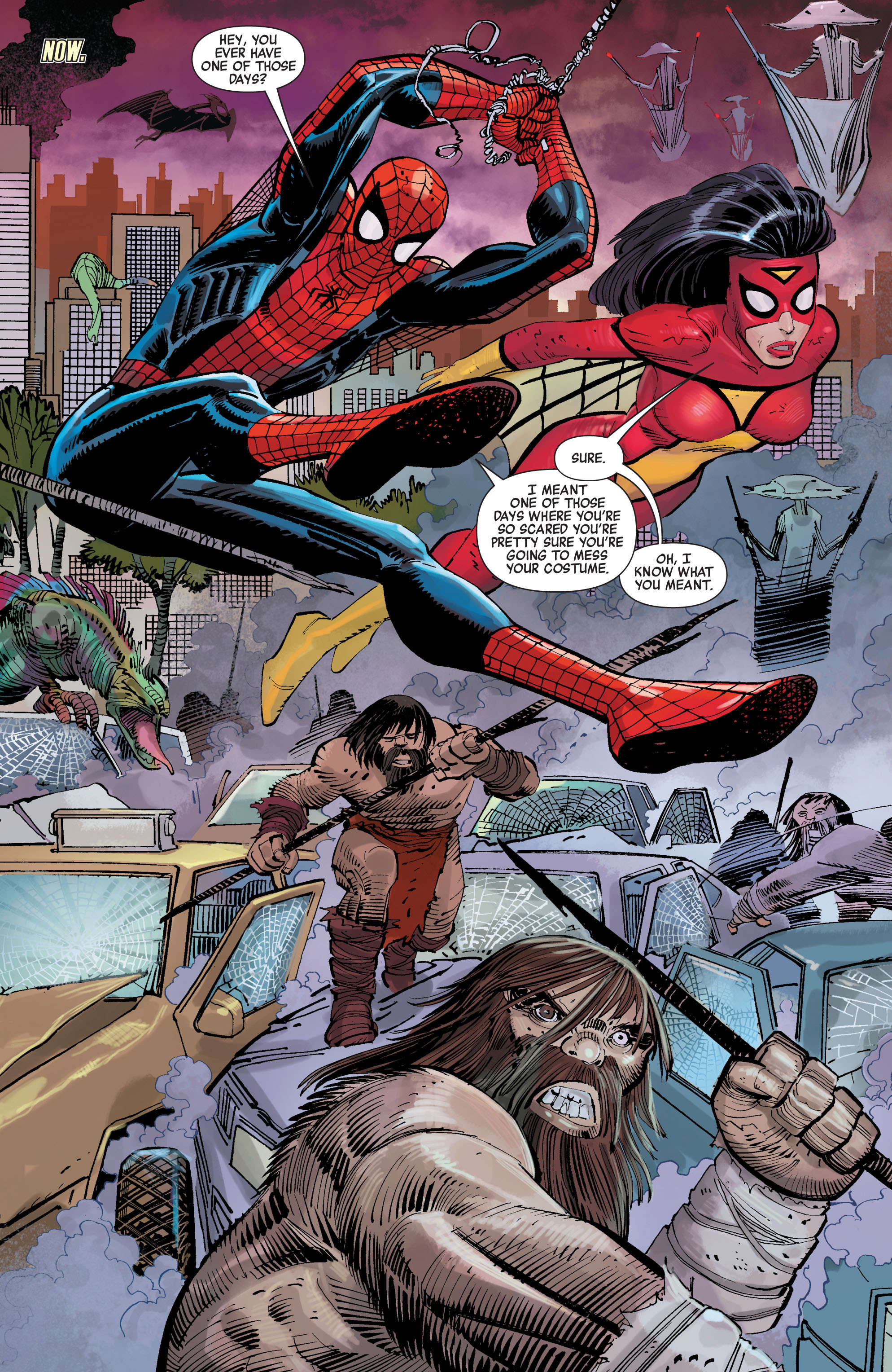 Read online Avengers (2010) comic -  Issue #5 - 3