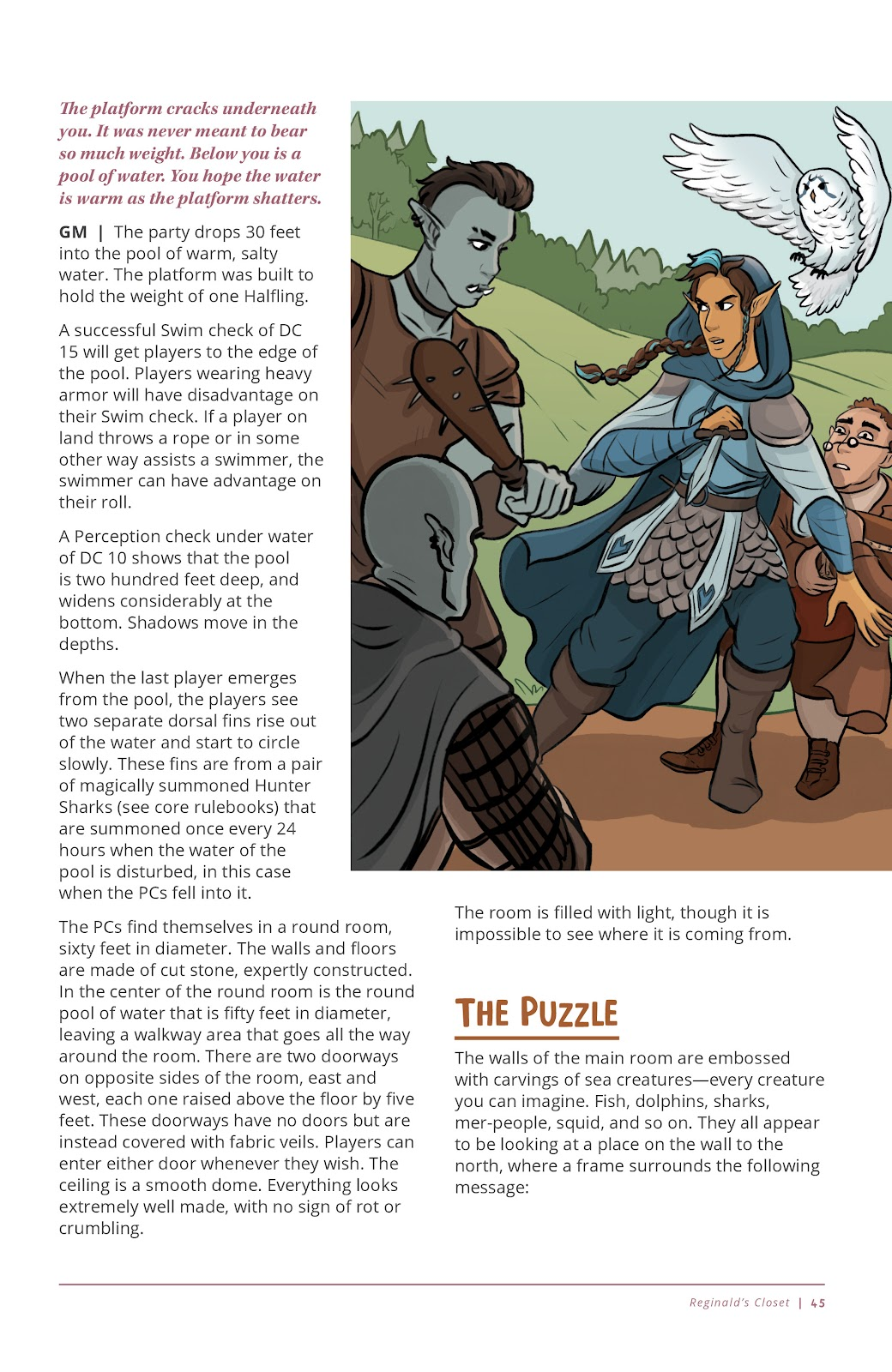 Read online Rolled & Told comic -  Issue #7 - 42