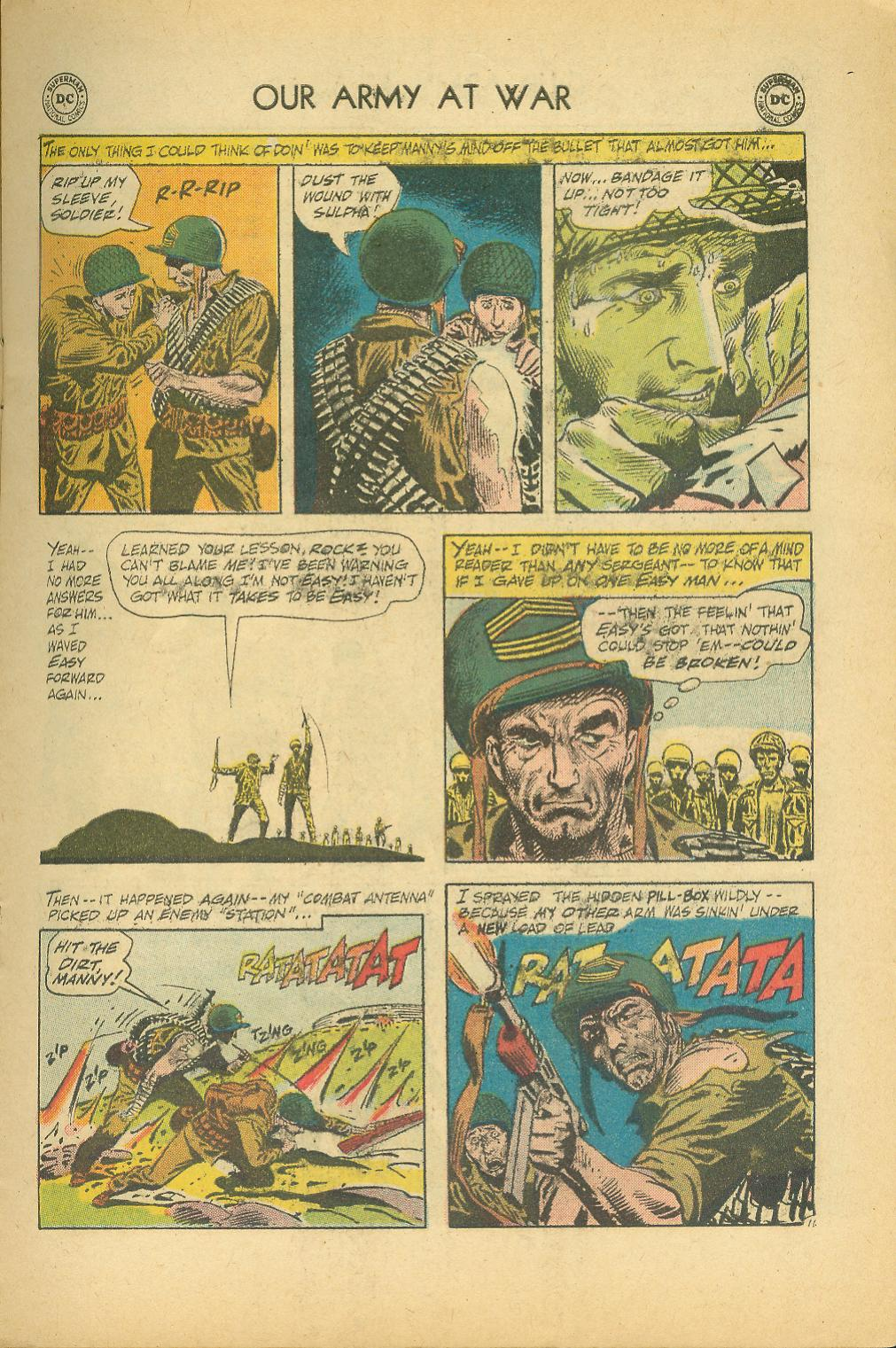 Our Army at War (1952) issue 100 - Page 15