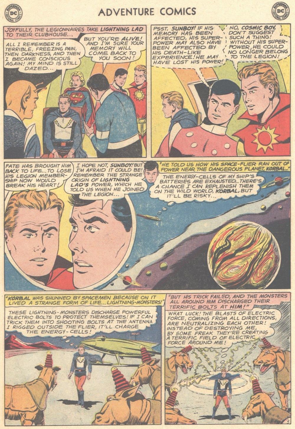 Read online Adventure Comics (1938) comic -  Issue #308 - 20
