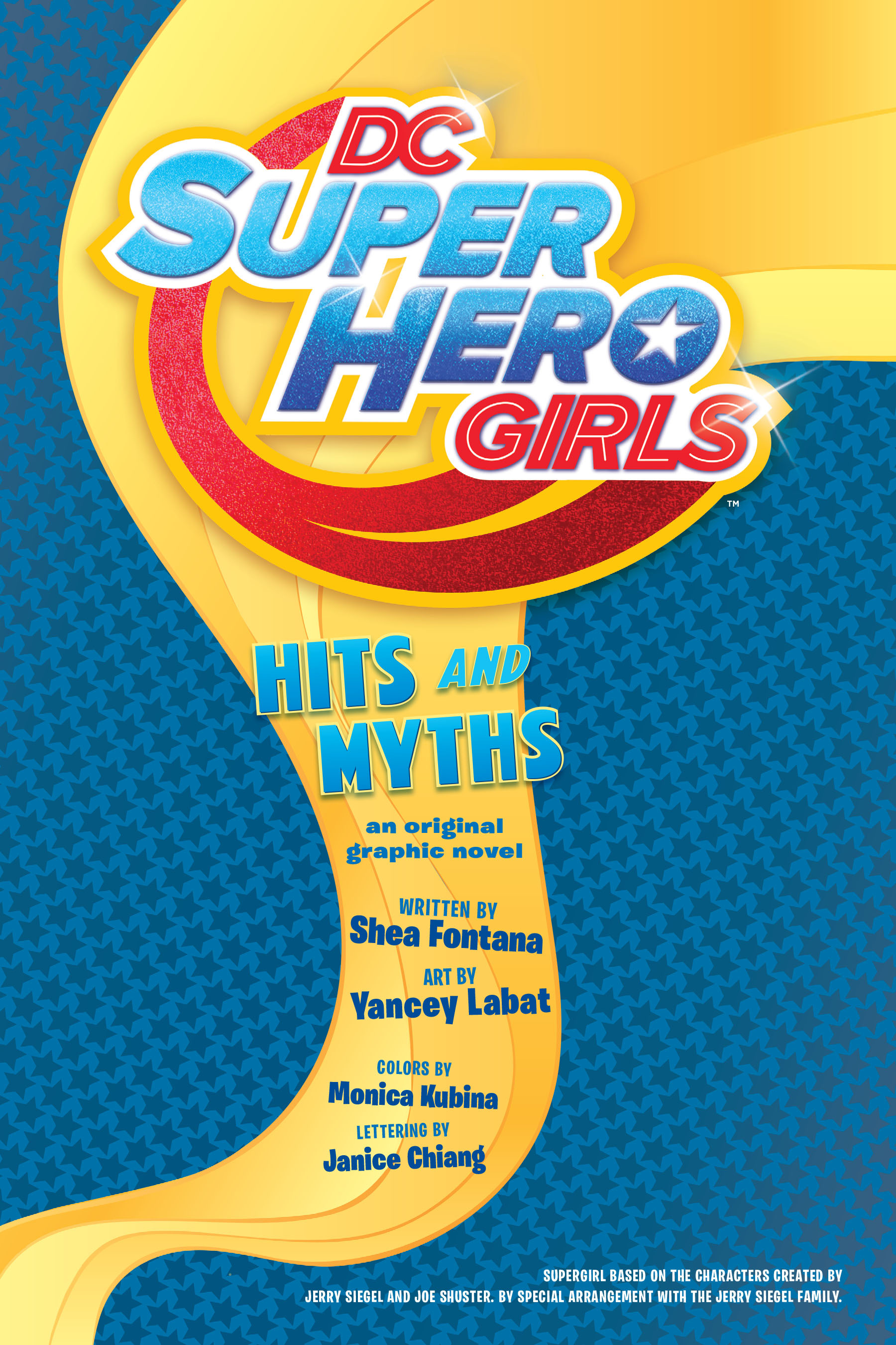 Read online DC Super Hero Girls: Hits and Myths comic -  Issue # Full - 2